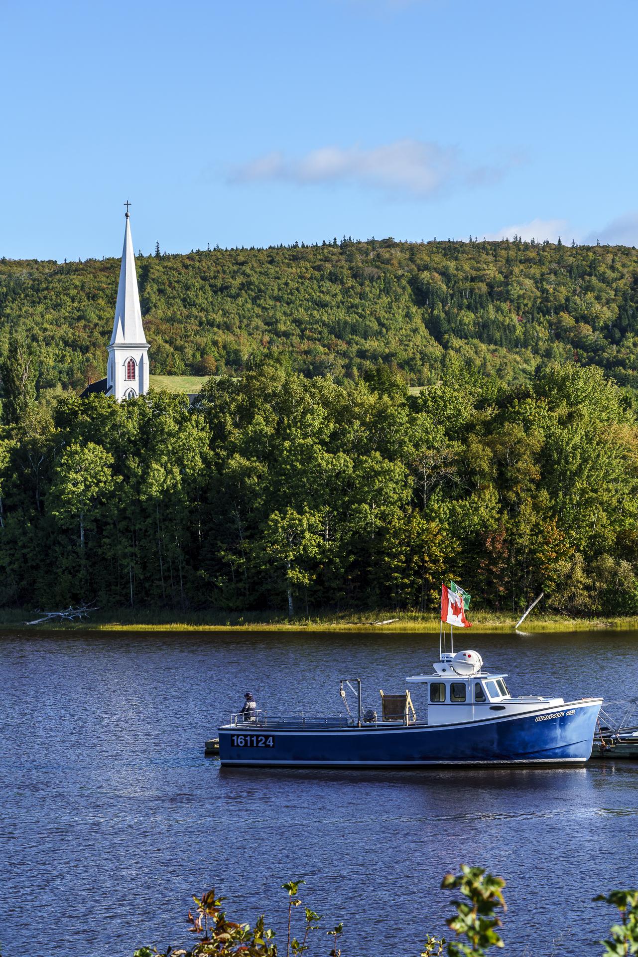 Mabout Cape Breton