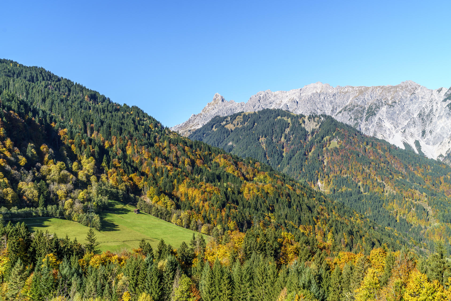 Montafon Herbst