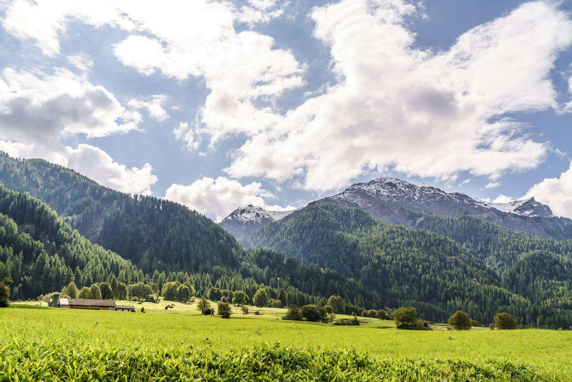 Münstertal Graubünden
