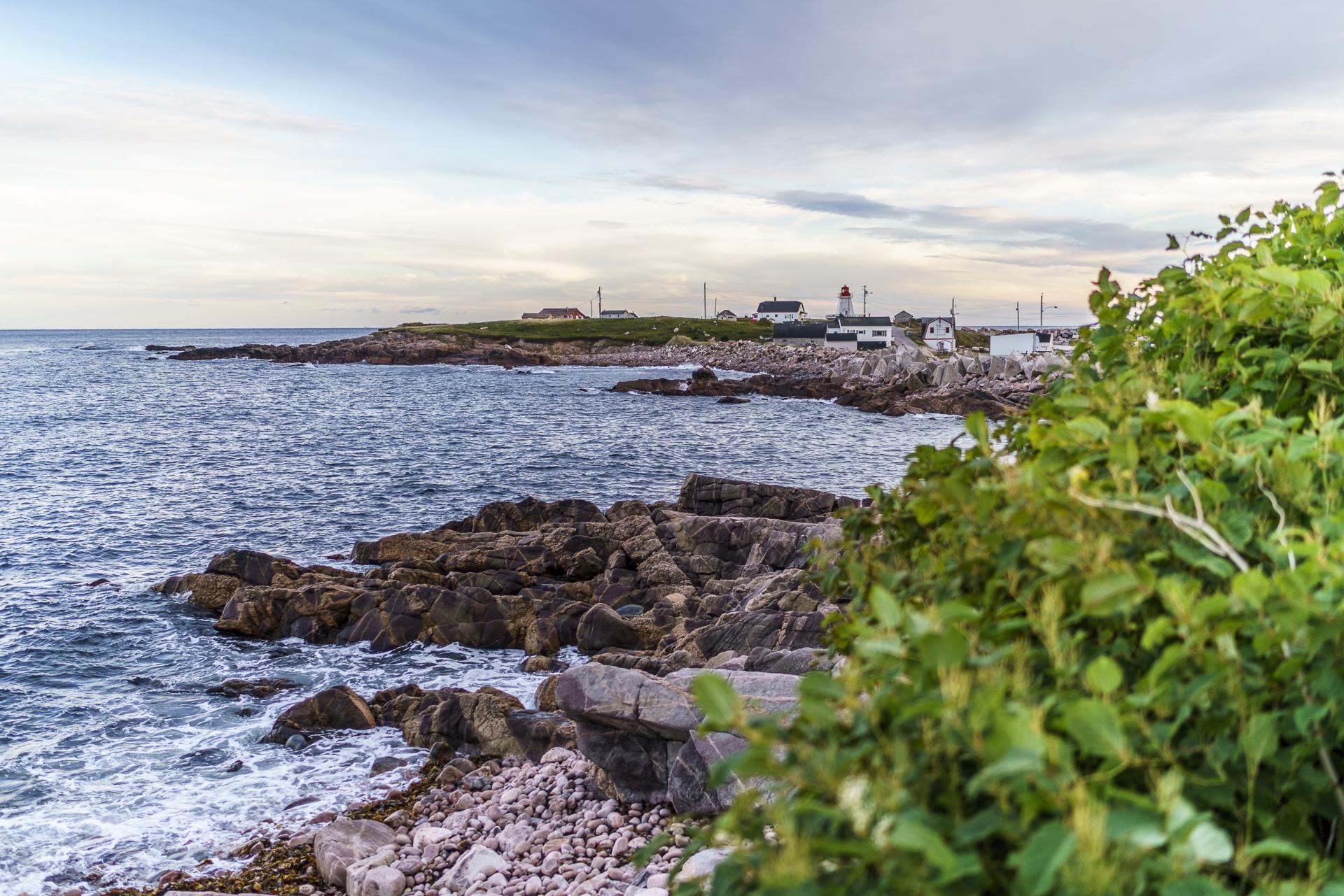 Neils Harbour Cape Breton