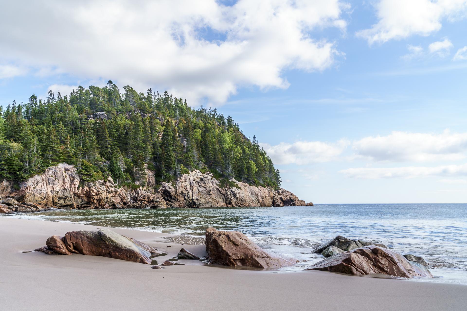 Strände Nova Scotia