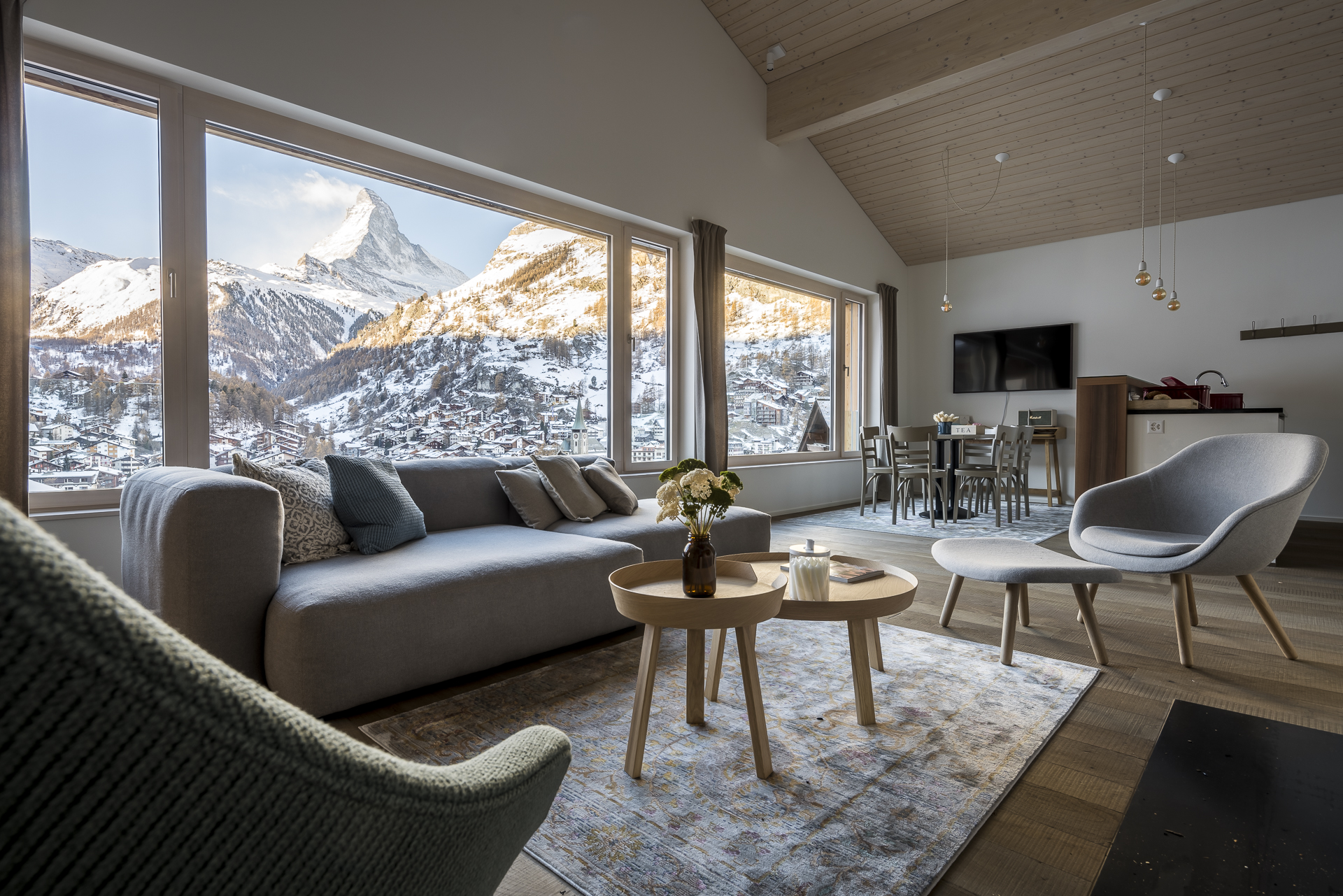 Overlook Lodge Apartment in Zermatt
