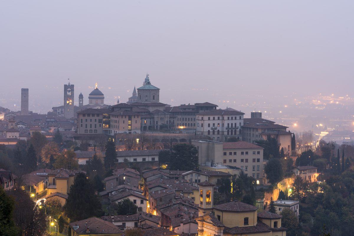 Ein Kurztrip in die Altstadt von Bergamo