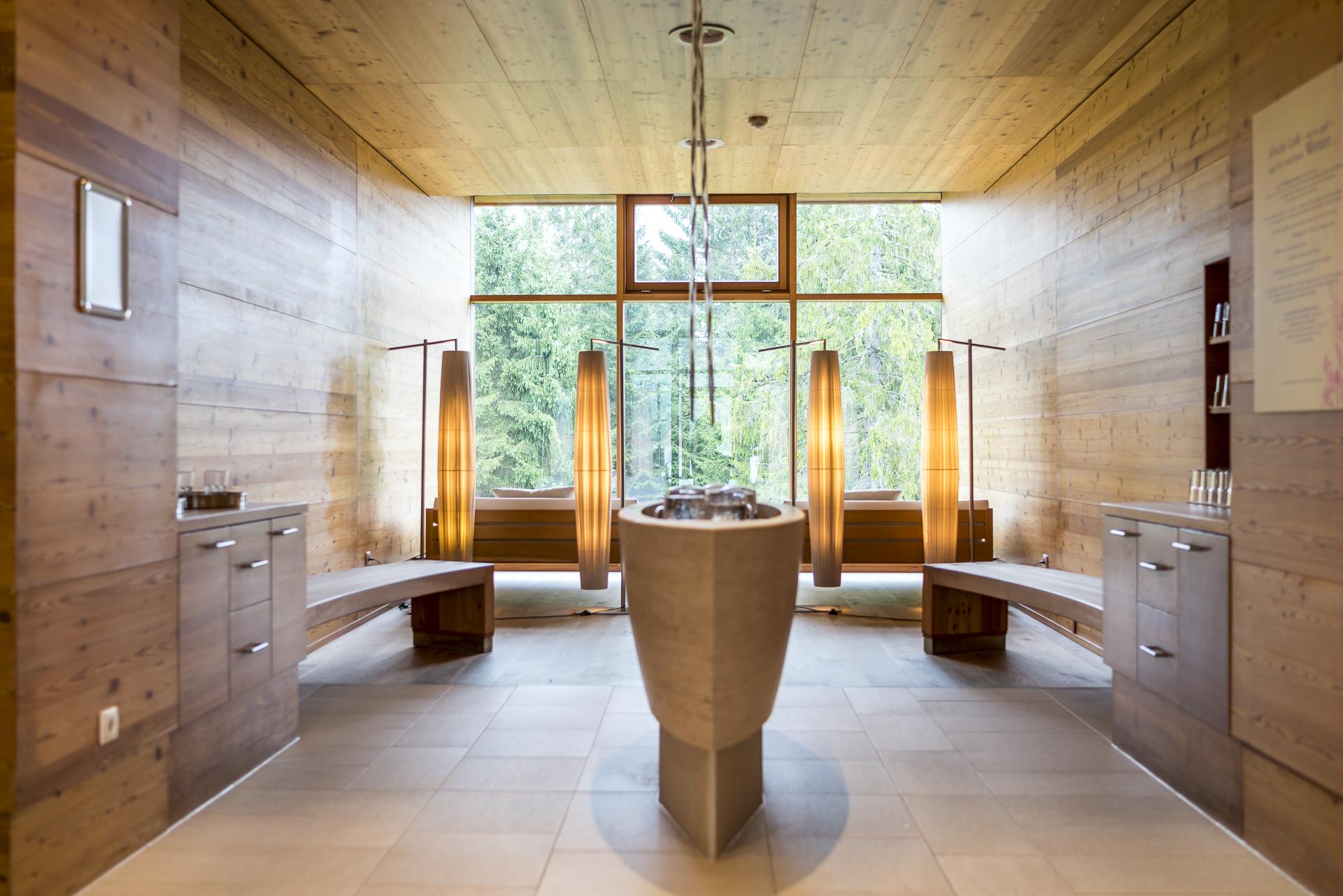 Das Kranzbach Badehaus