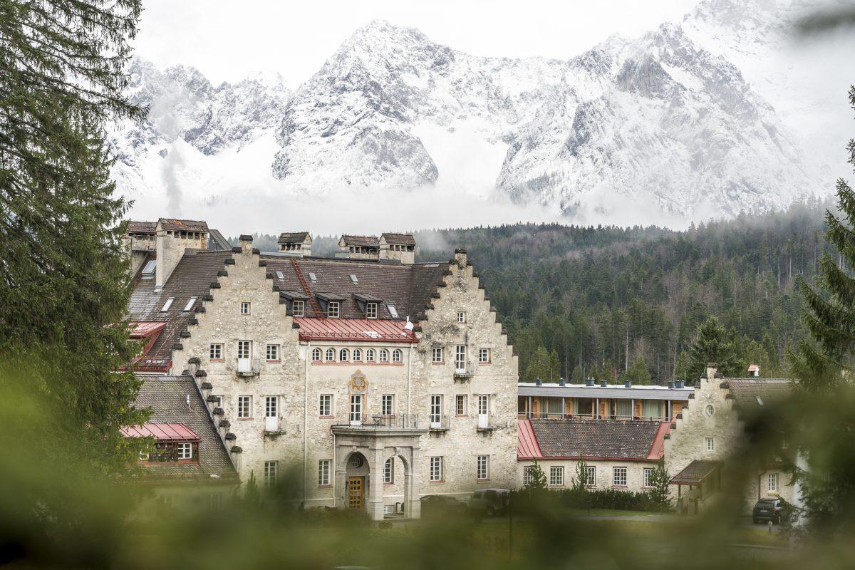 Das Kranzbach – was das bayerische Schlosshotel einzigartig macht