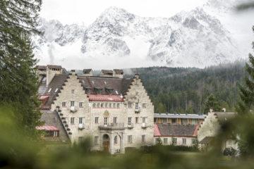 Das Kranzbach - was das bayerische Schlosshotel einzigartig macht