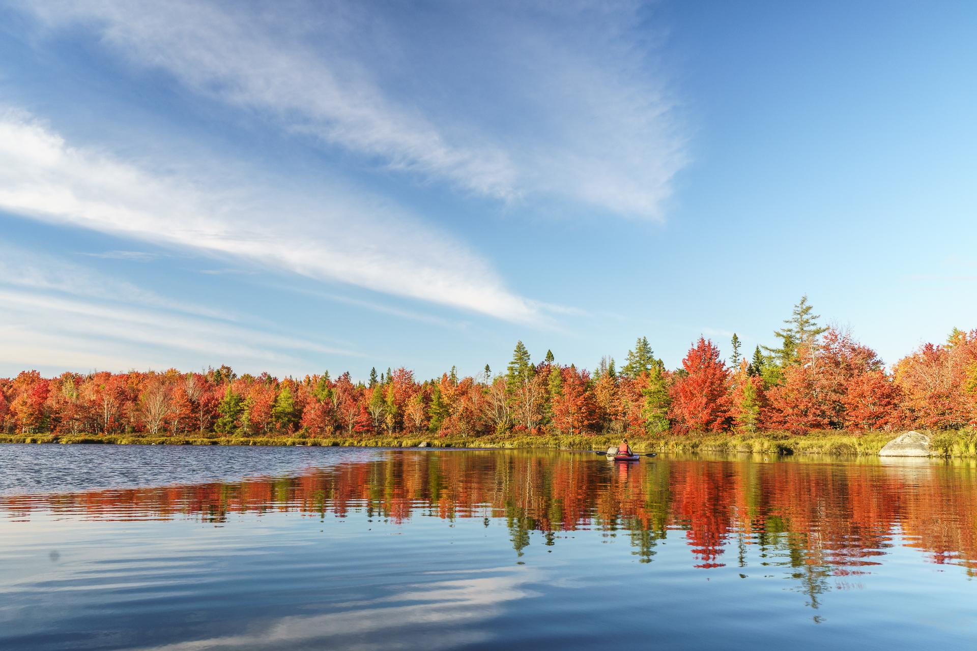 Indian Summer Nova Scotia