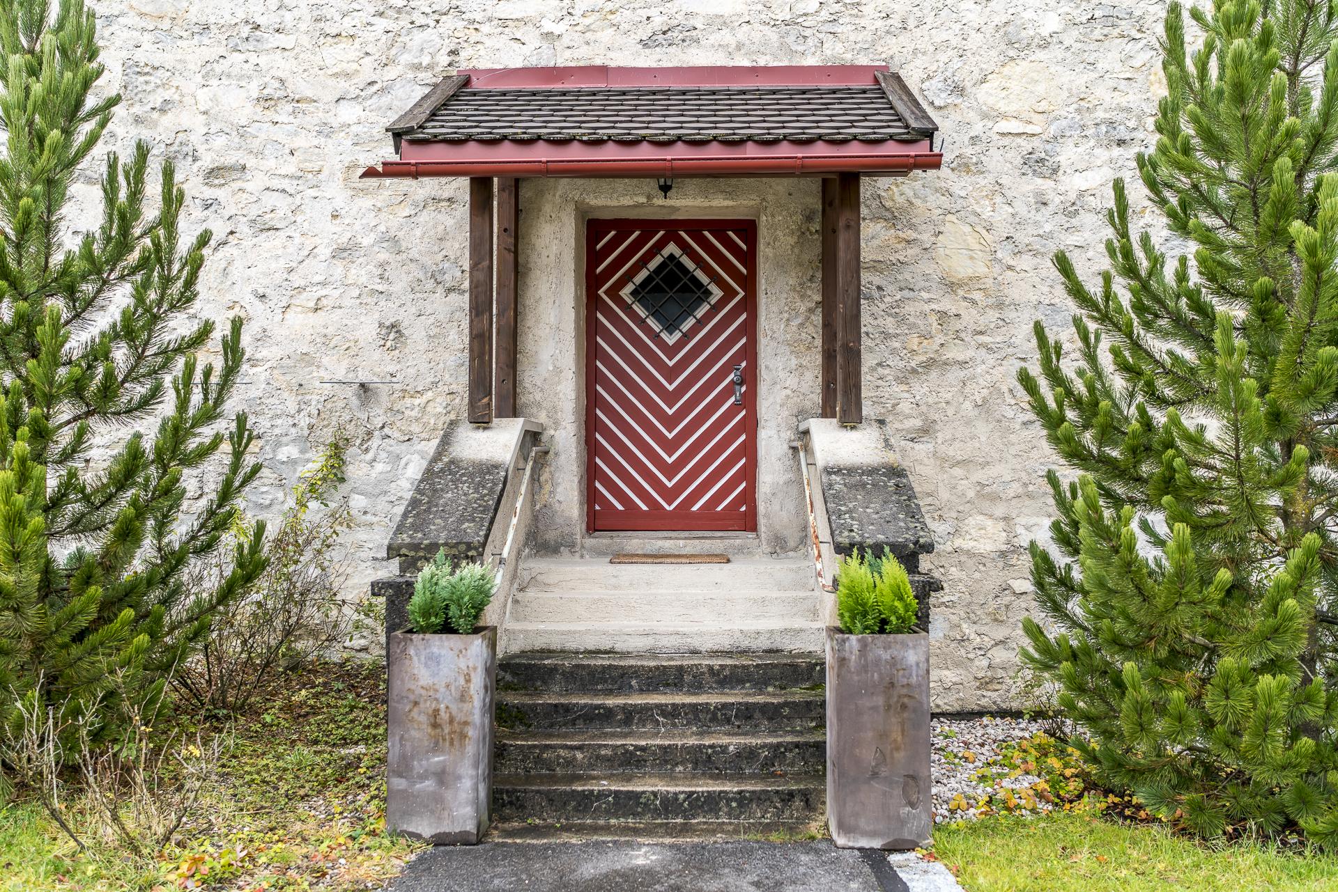 Mary Portman House Kranzbach