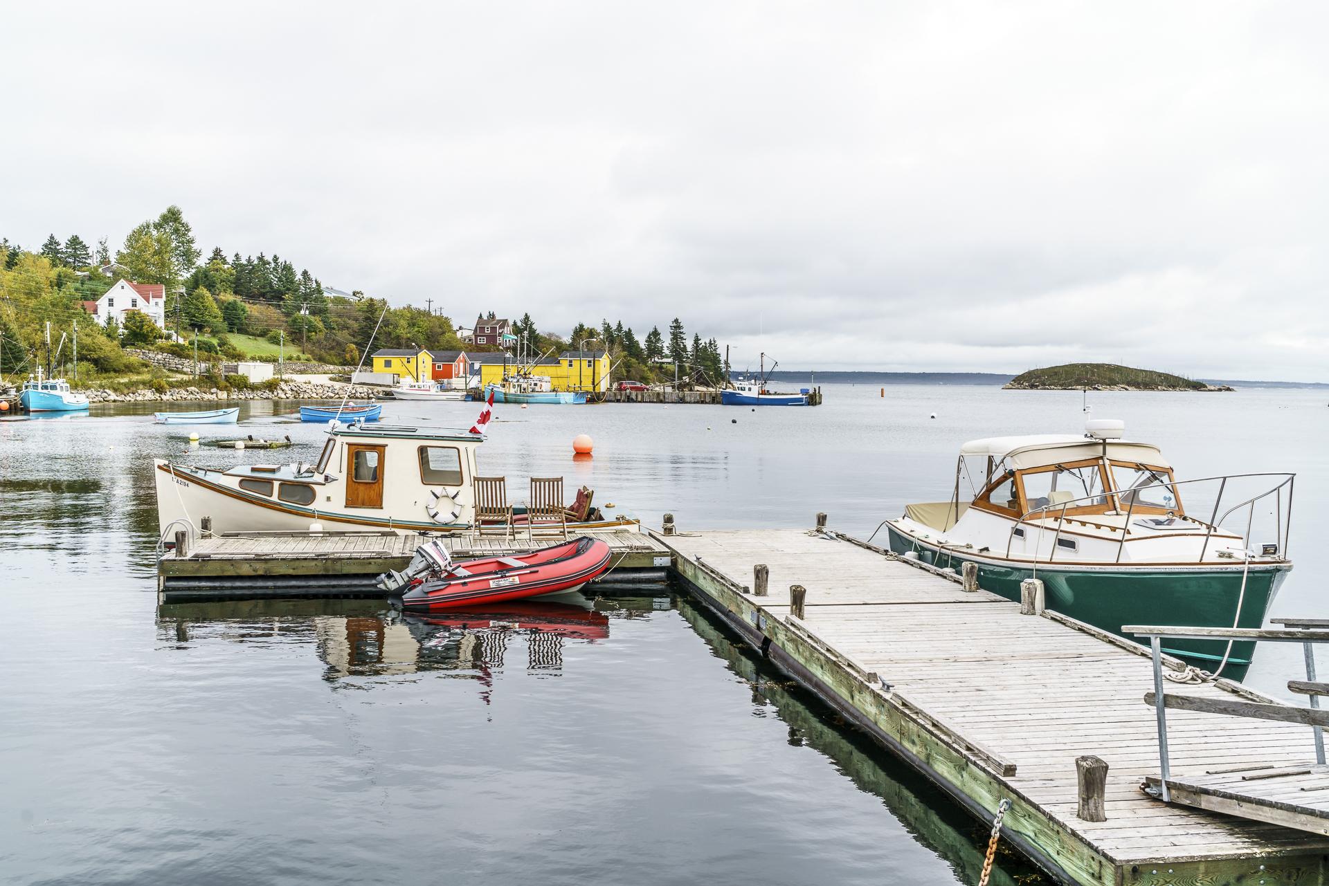 Nova Scotia Küste
