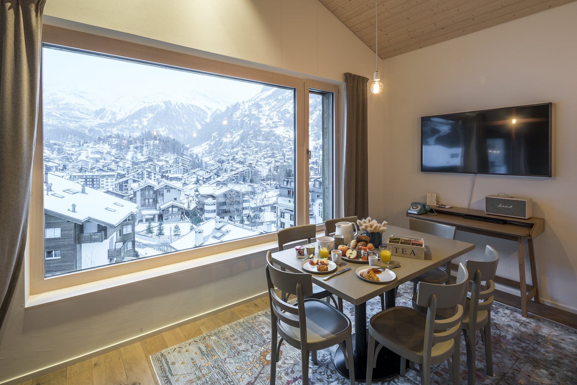 Overlook Lodge Apartment Zermatt