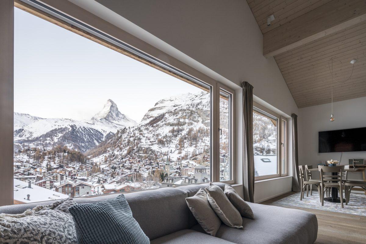 Overlook Lodge by Cervo: neuer Logenplatz über Zermatt