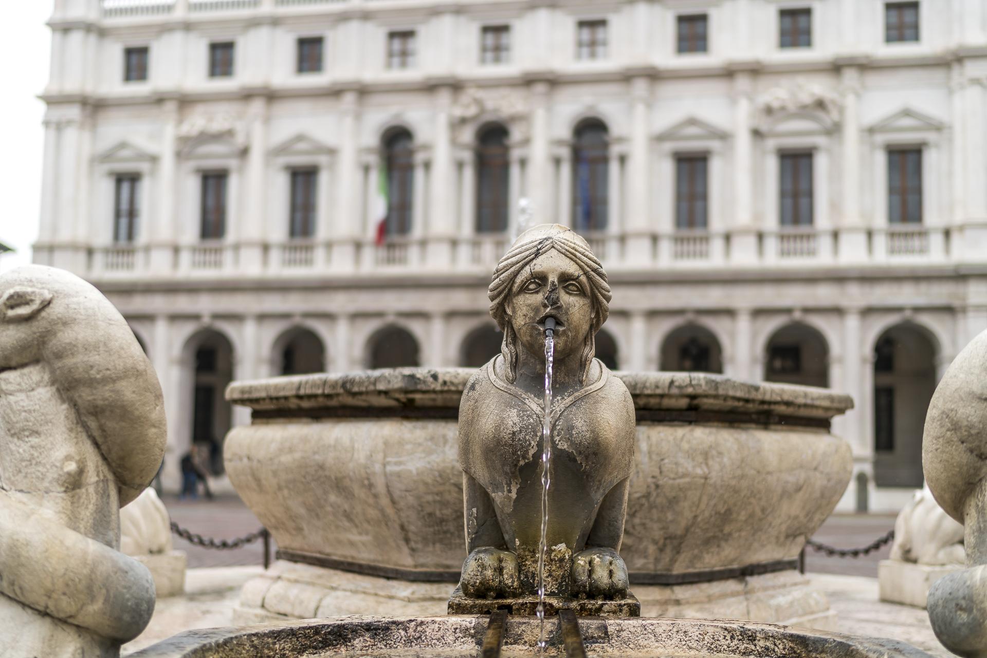 Piazza Vechia Bergamo