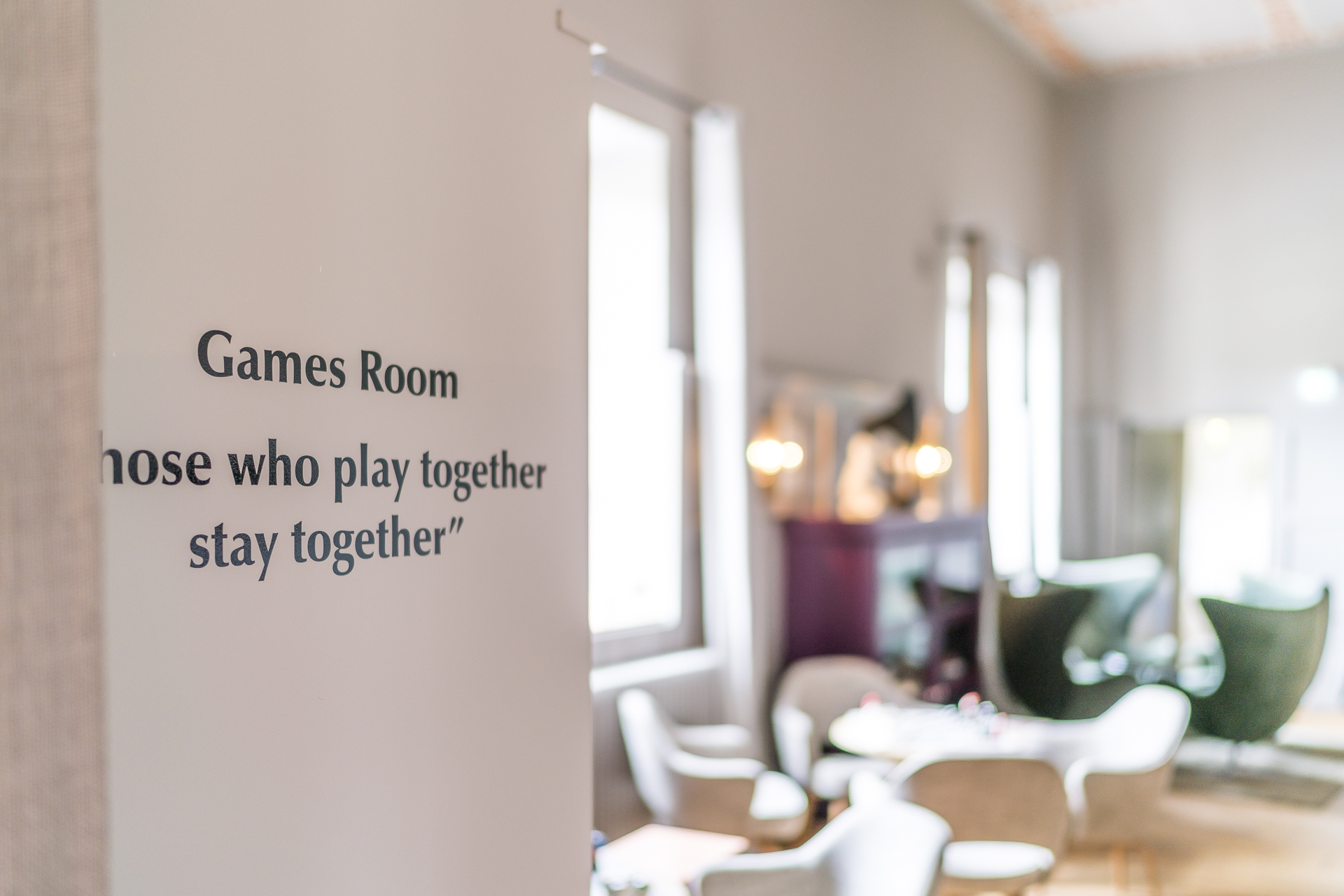 Games Room Kranzbach