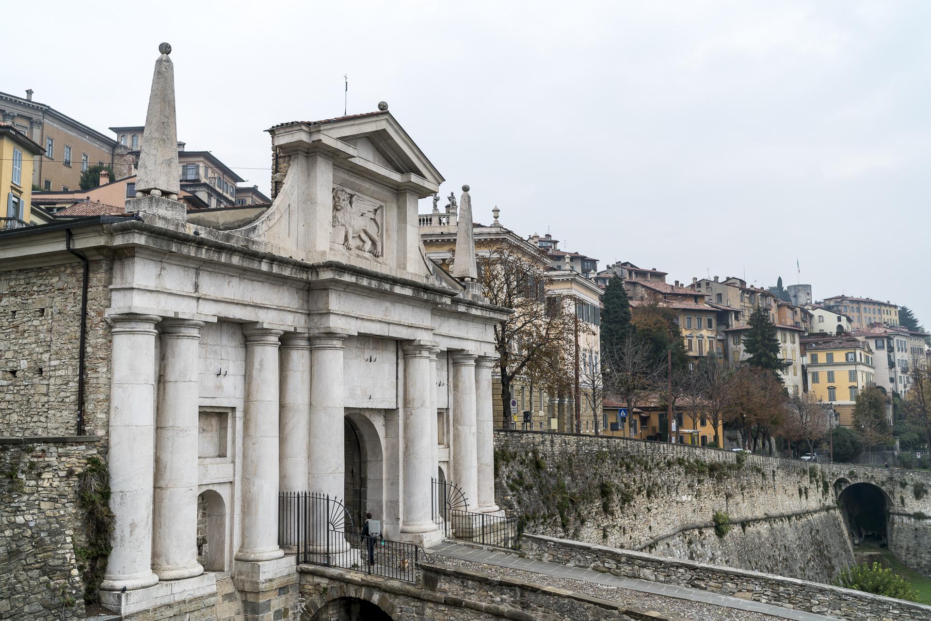 Porta San Giacomo Bergamo