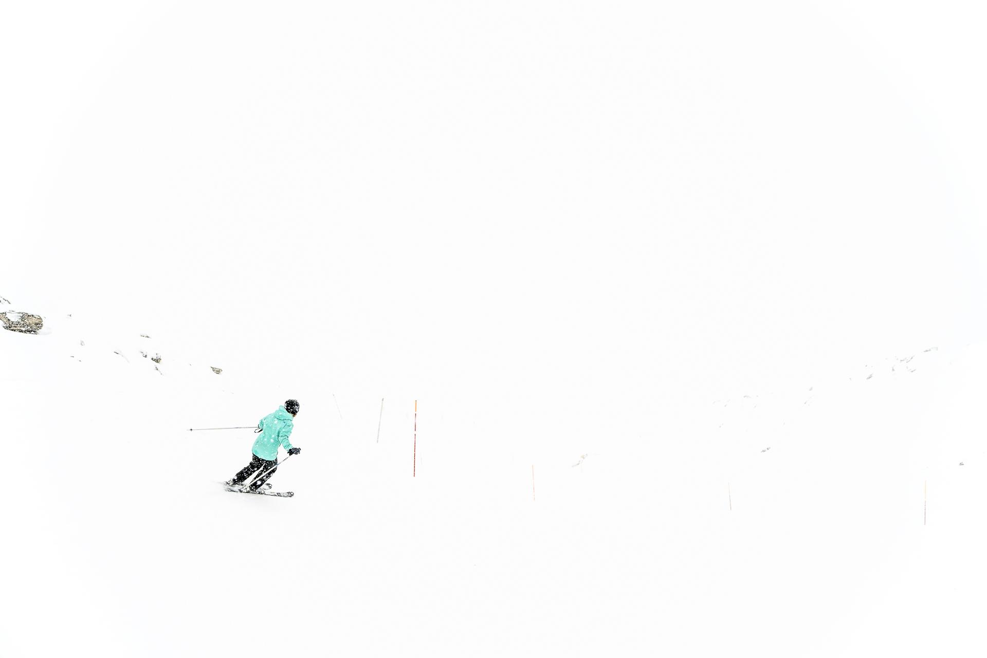 Rothorn Zermatt Skifahren