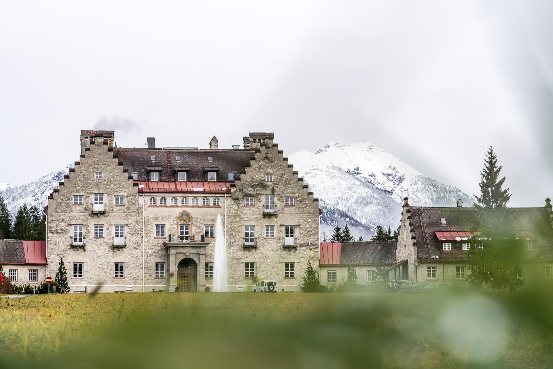 Wellnesshotel Das Kranzbach