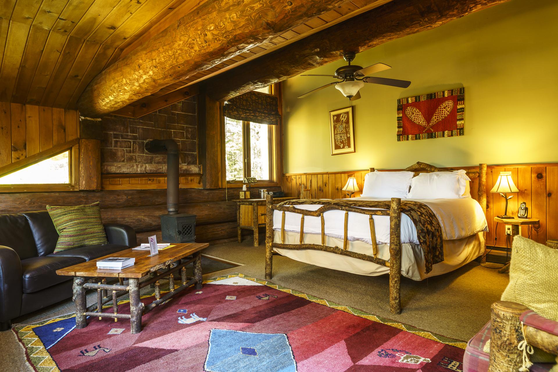 Trout Pointe Lodge Nova Scotia