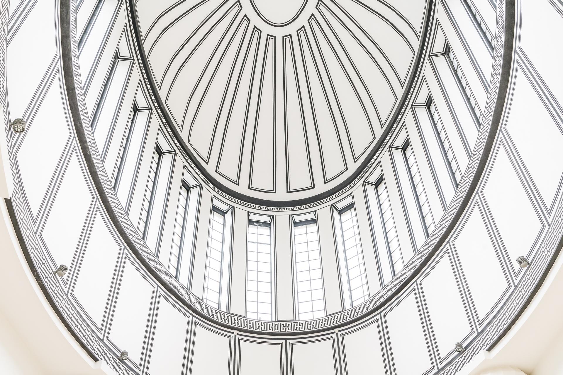 Vier-Kuppel-Pavillon Wroclaw