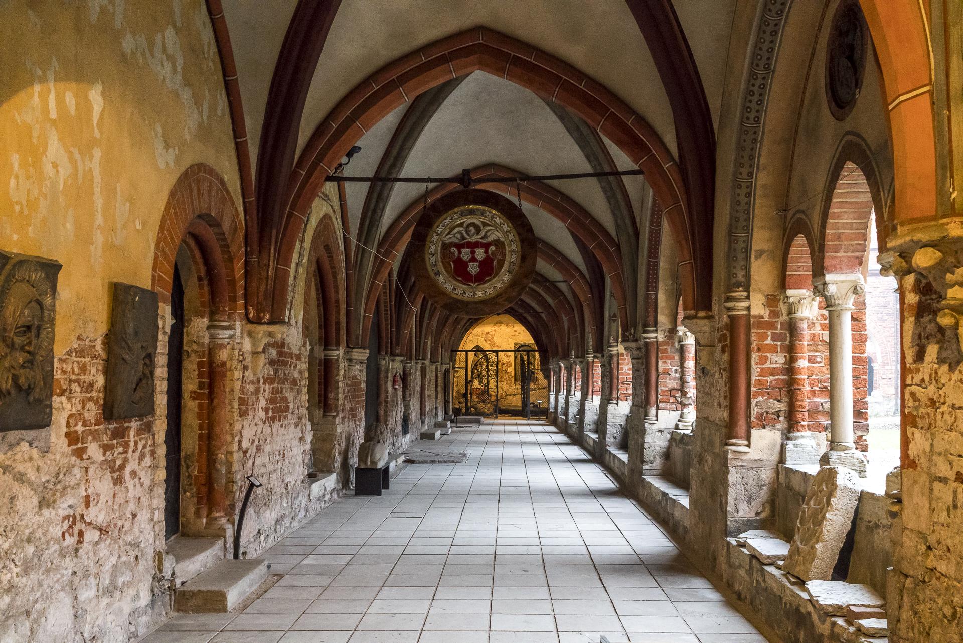 Kreuzgang Dom Riga