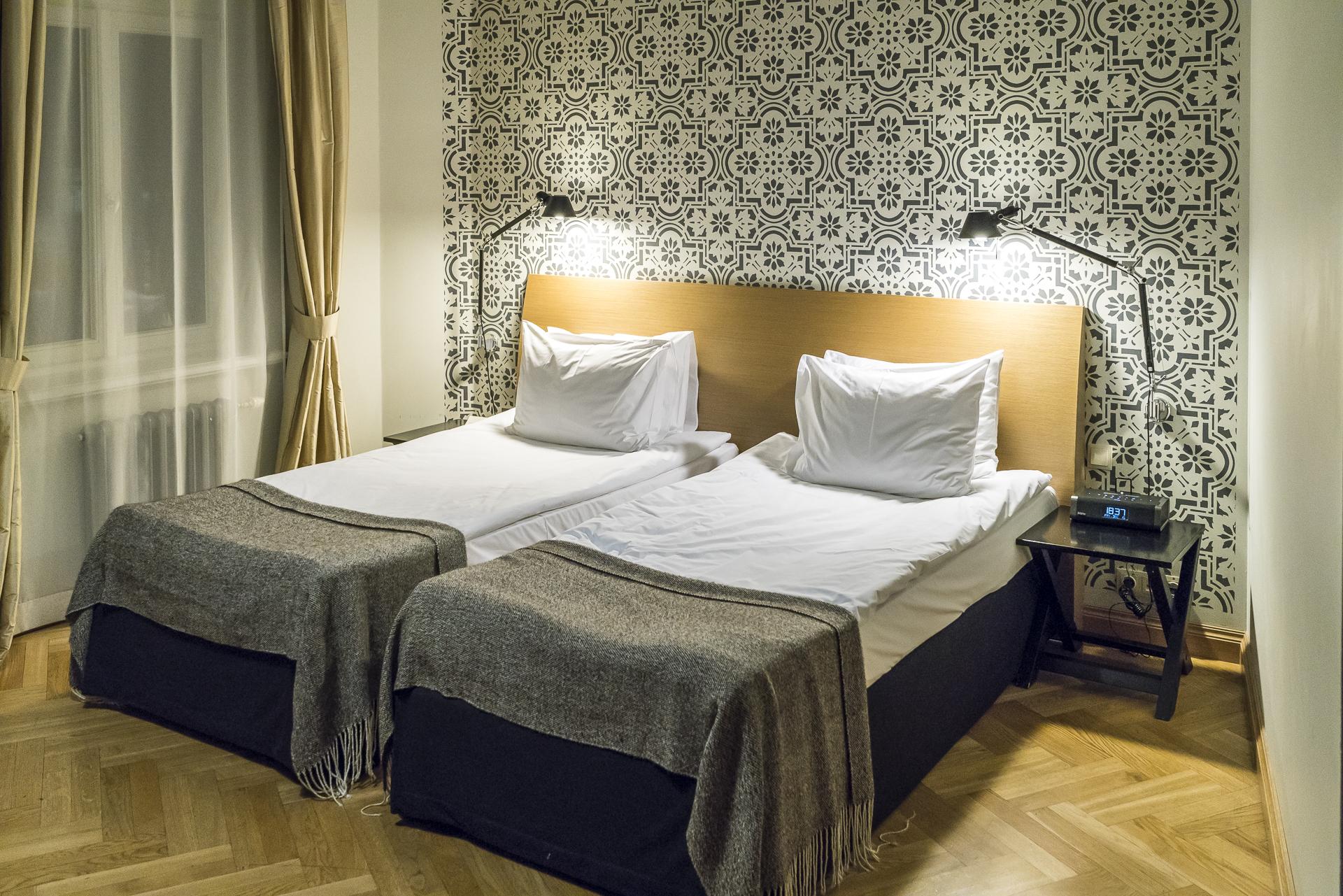 Neiburgs Hotel Riga