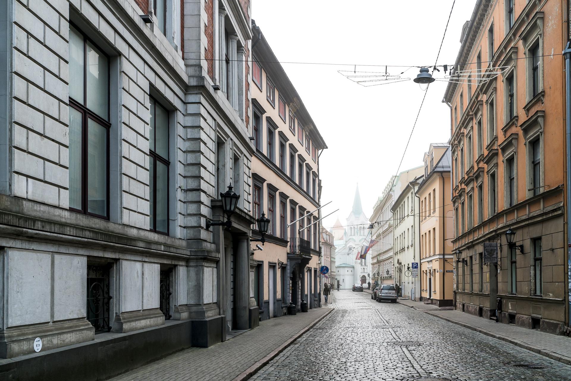 Altstadt Riga Lettland