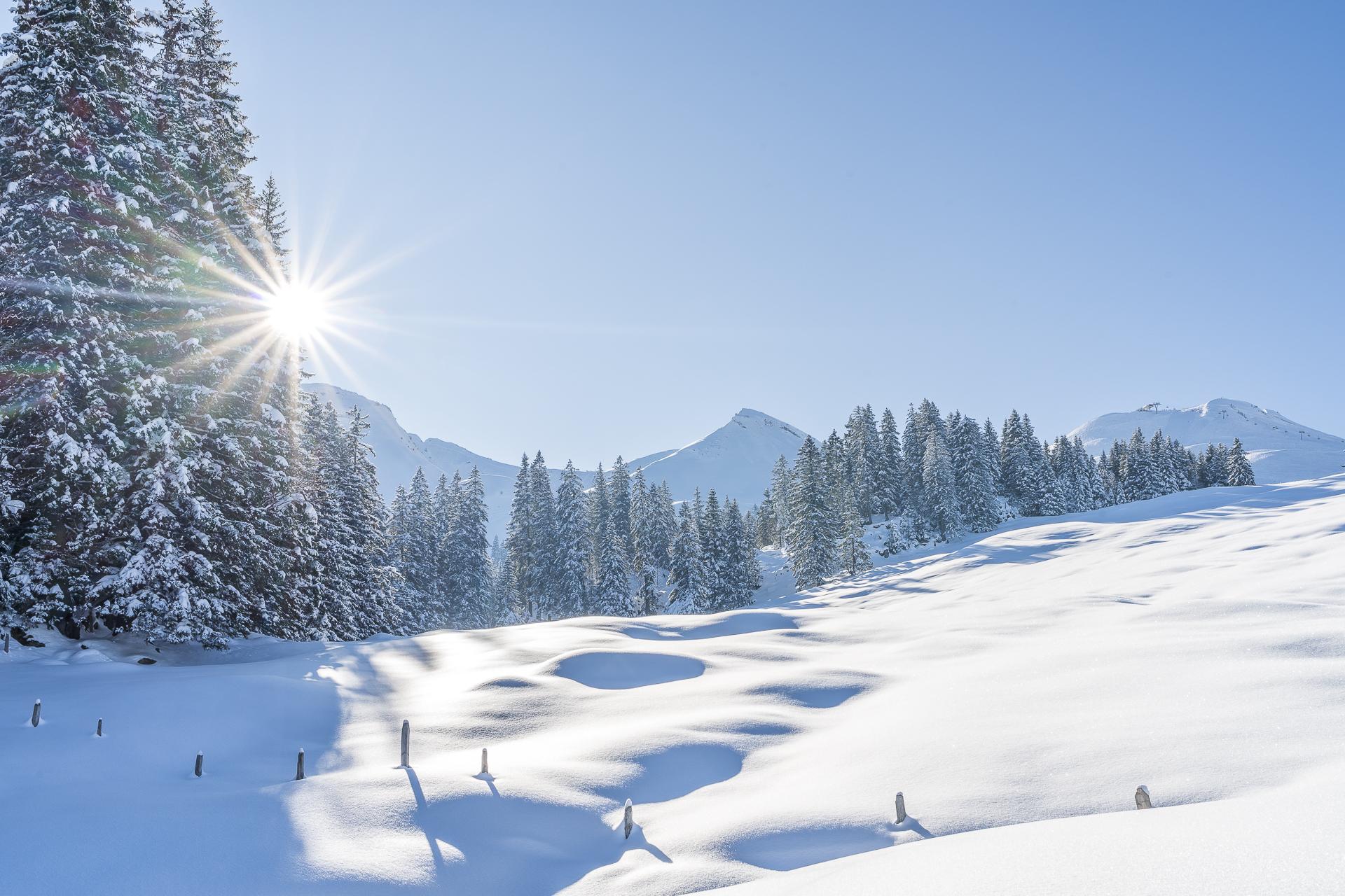 Stoos Winterstimmung