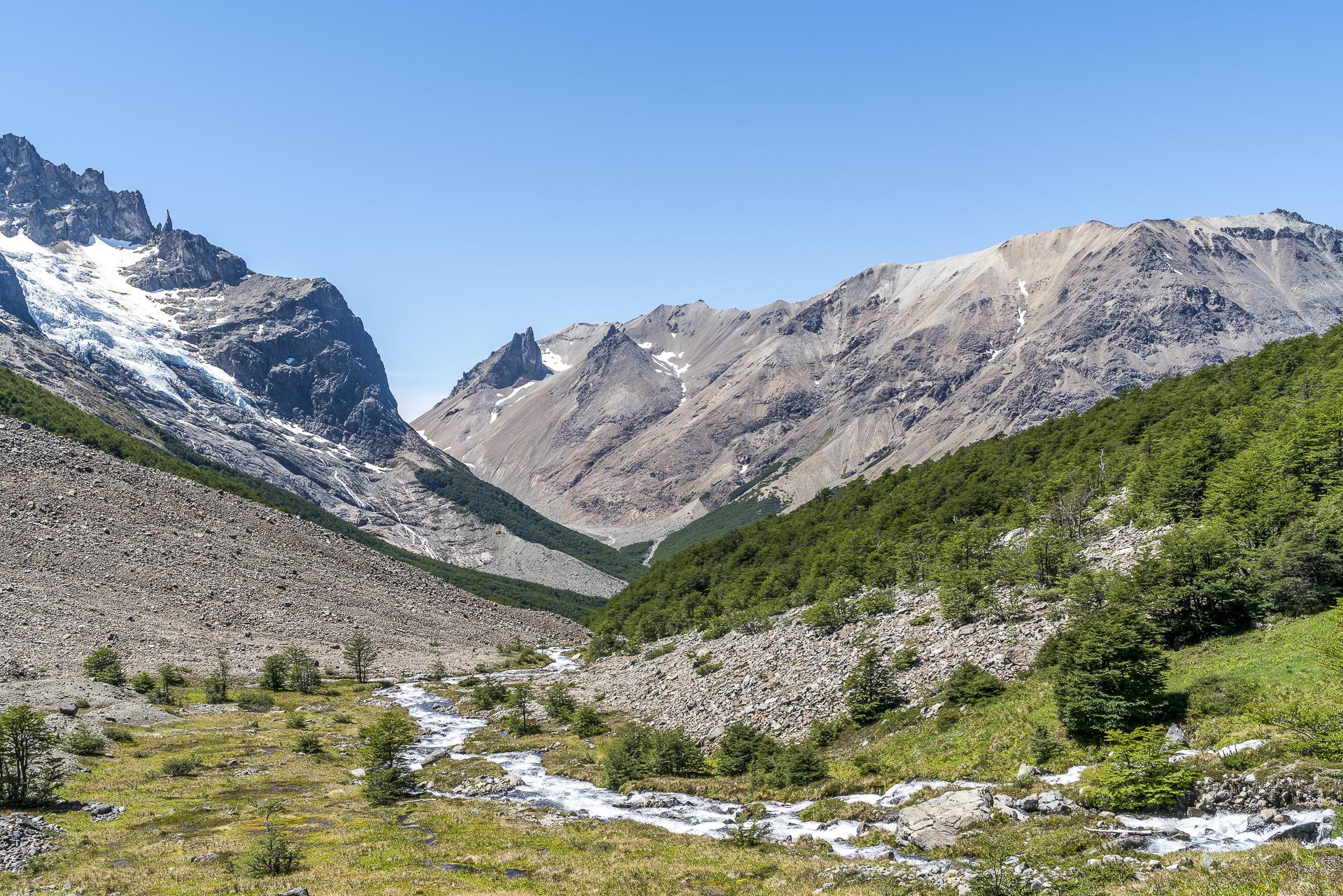 Campamento La Tetera Cerro Castillo