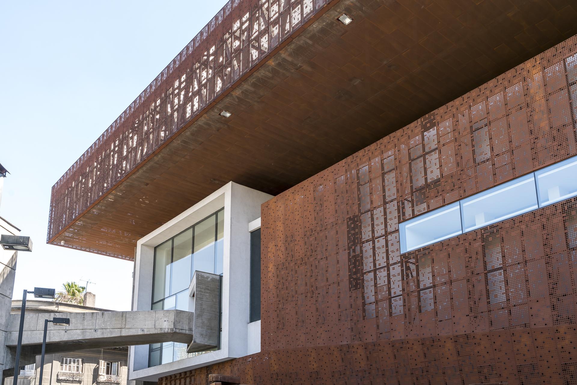 Centre Gabriela Mistral Santiago