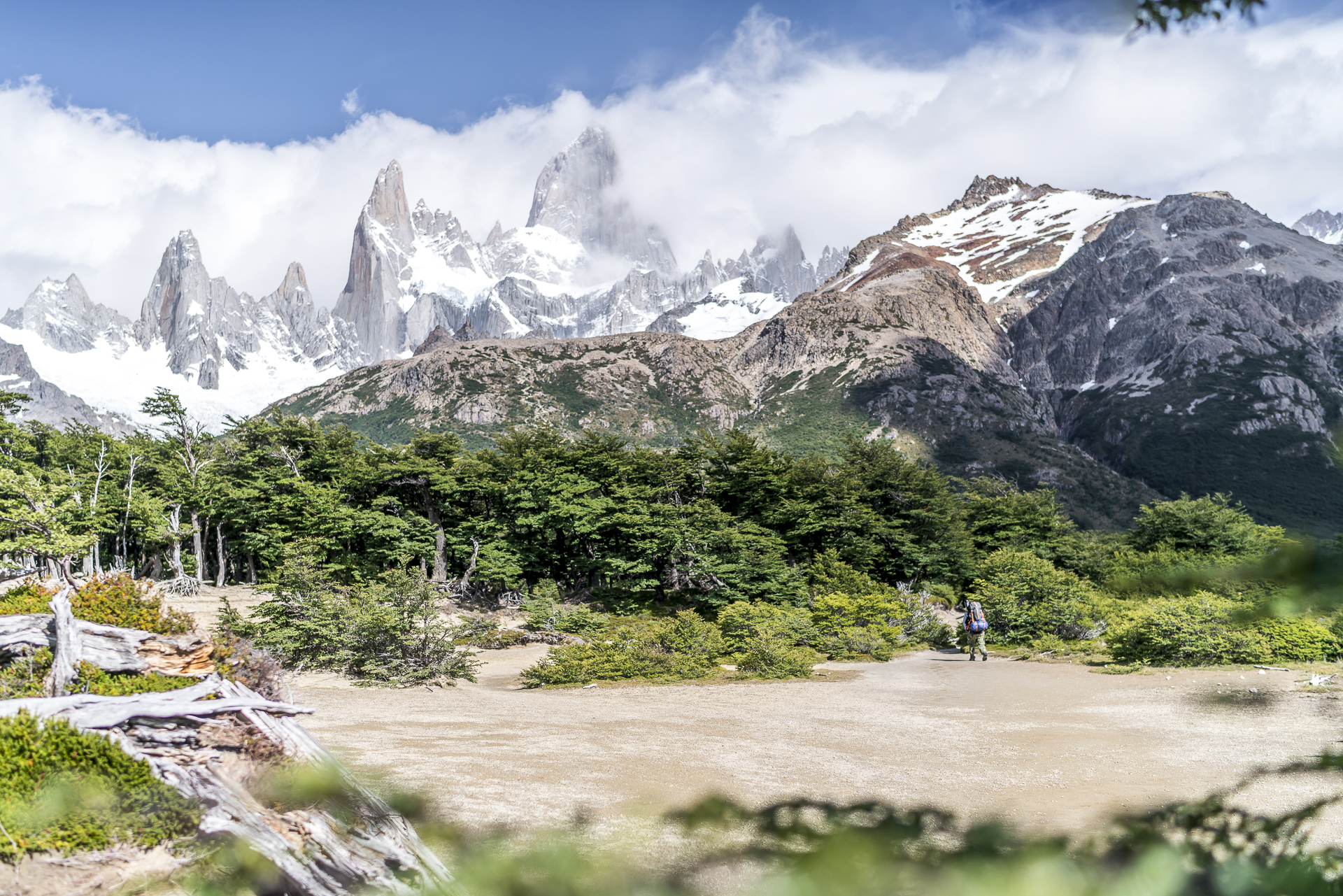 Trekkingrouten El Chaltén