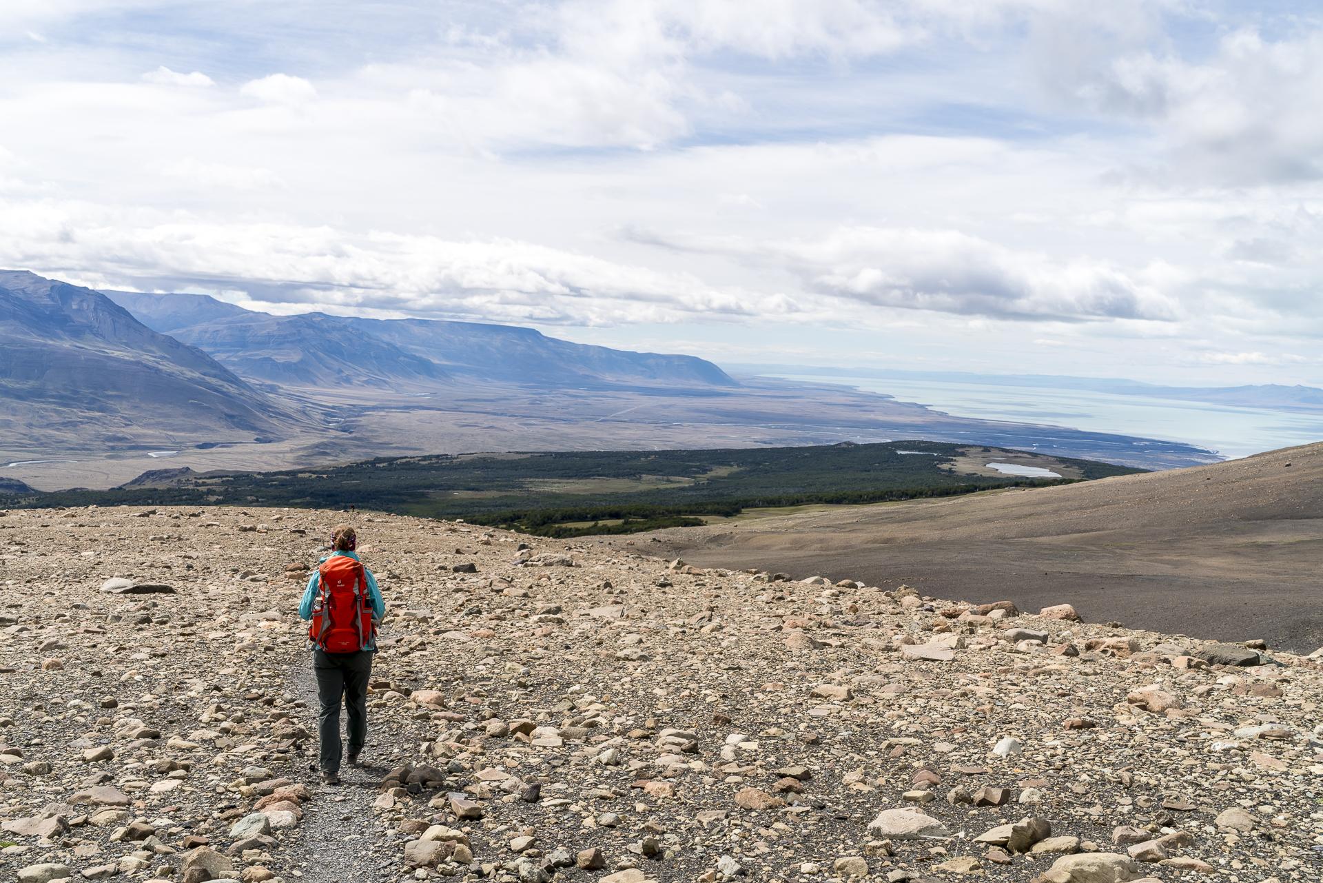 El Chaltén top Wanderungen Loma del Pliegue Tumbado