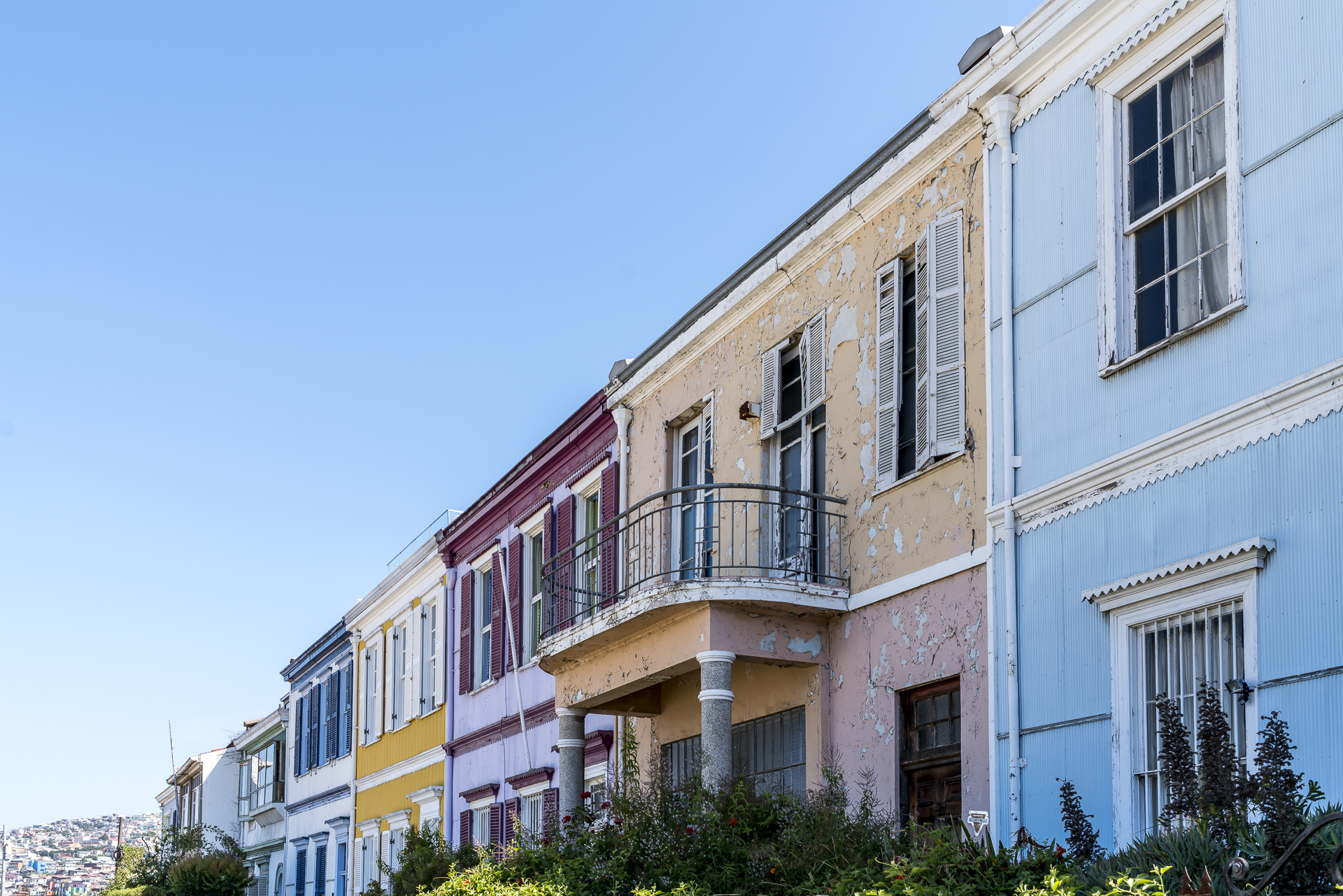 Esmeralda Valparaiso