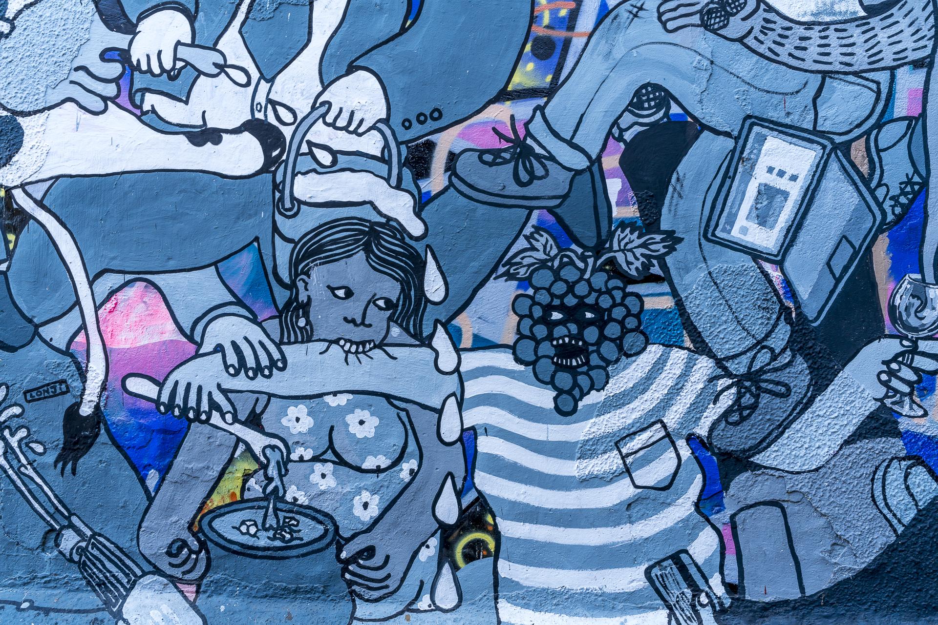 Graffities Valparaiso
