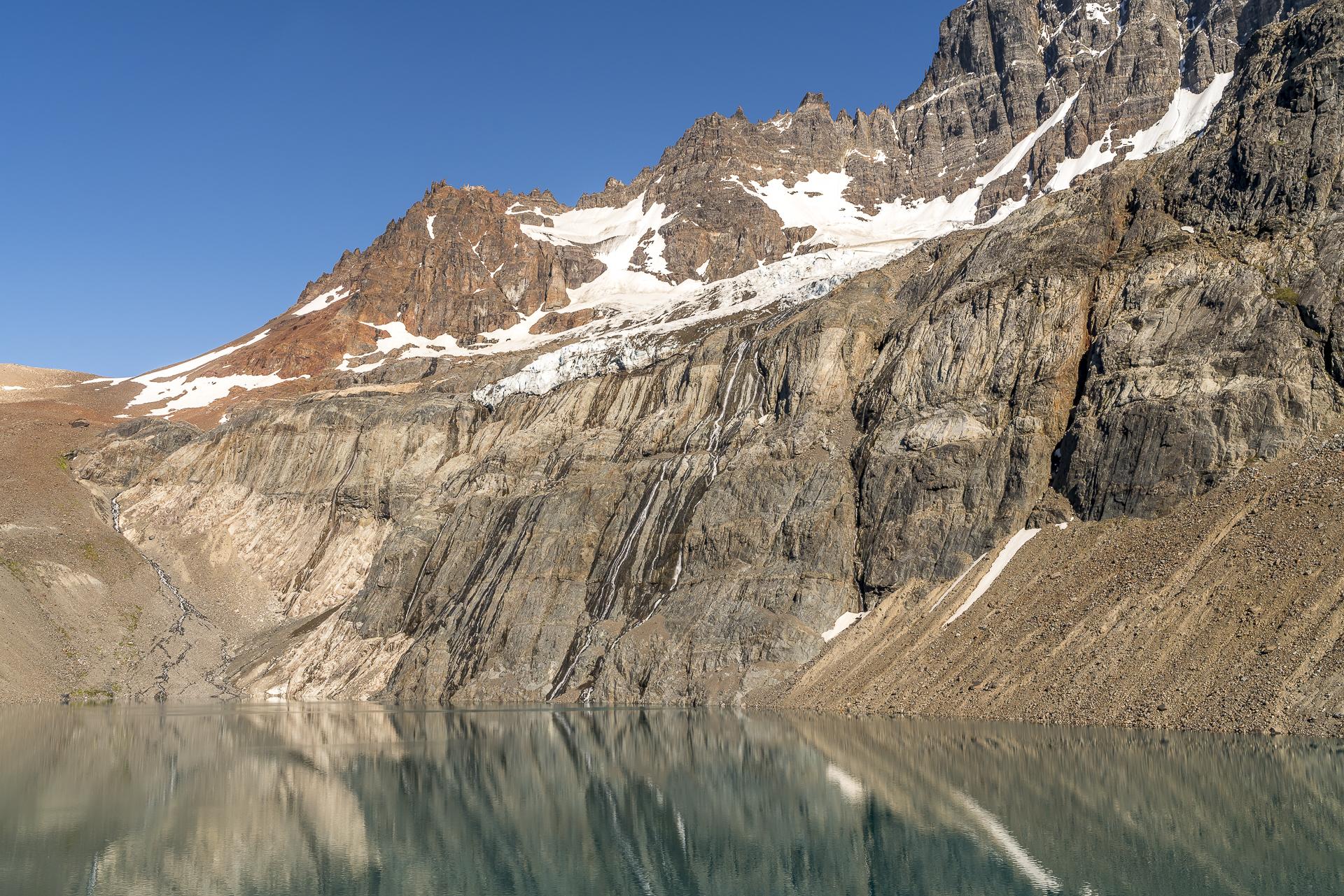Laguna Castillo Patagonien