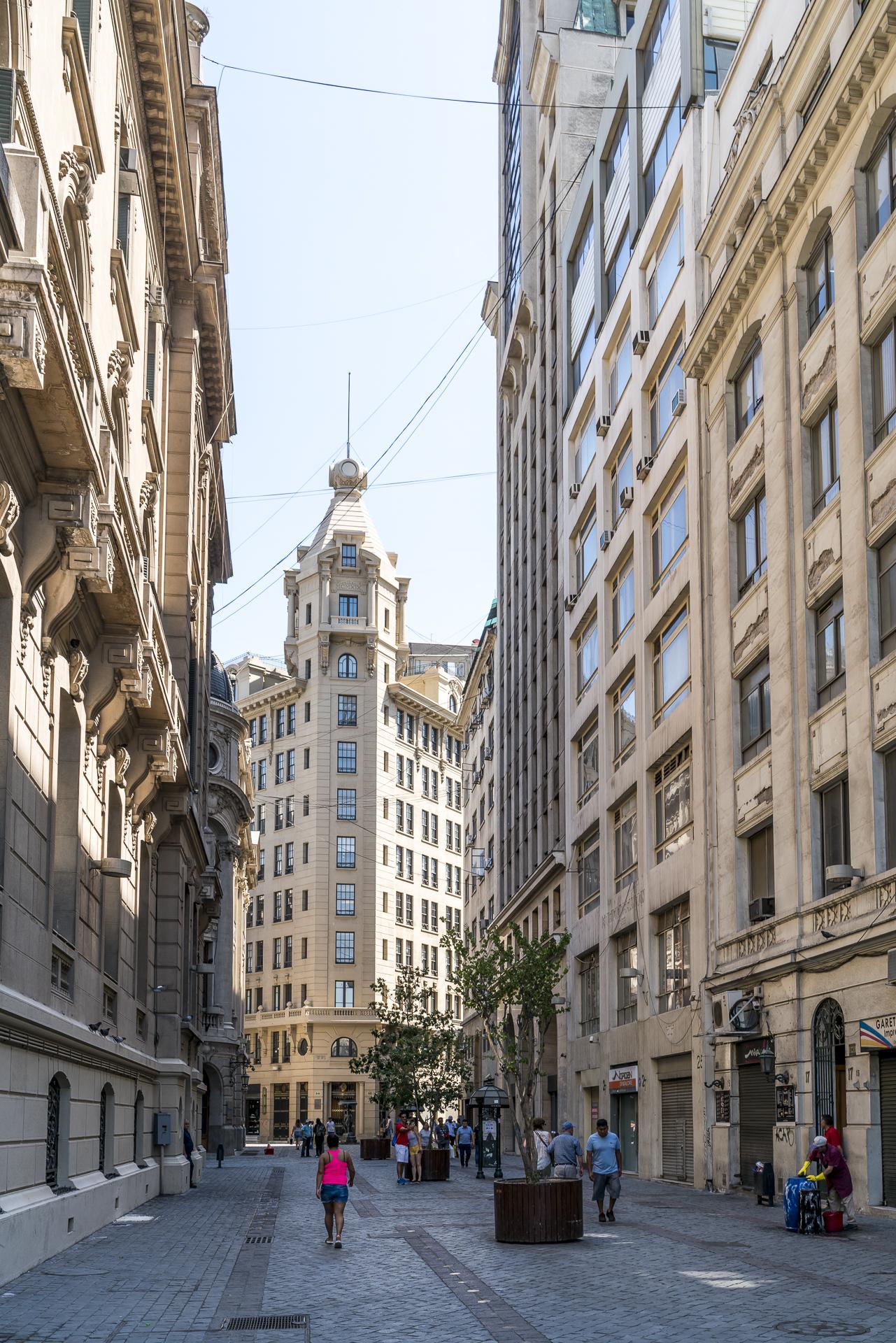 Nueva York Santiago de Chile