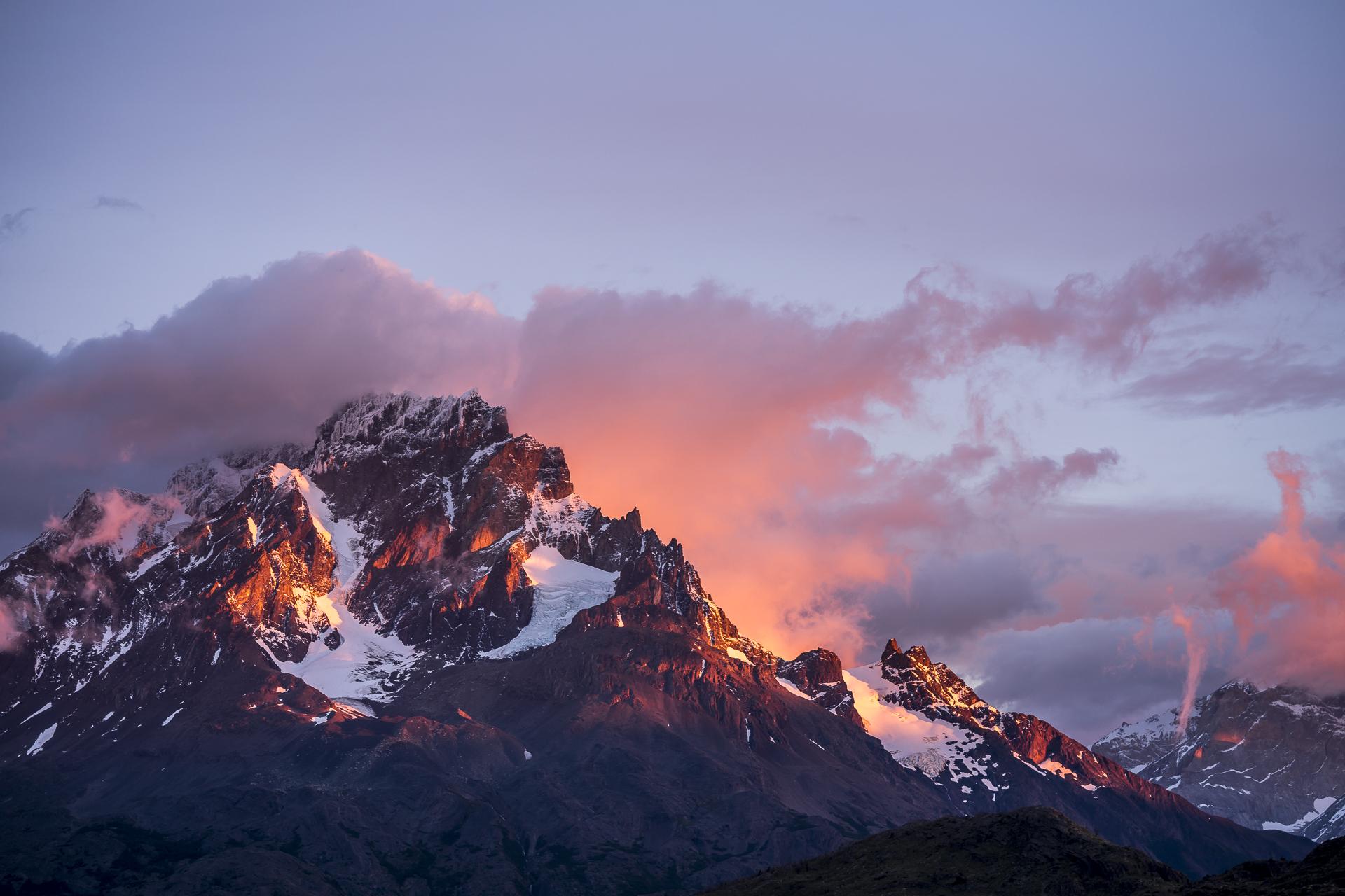 Paine Grande Patagonien