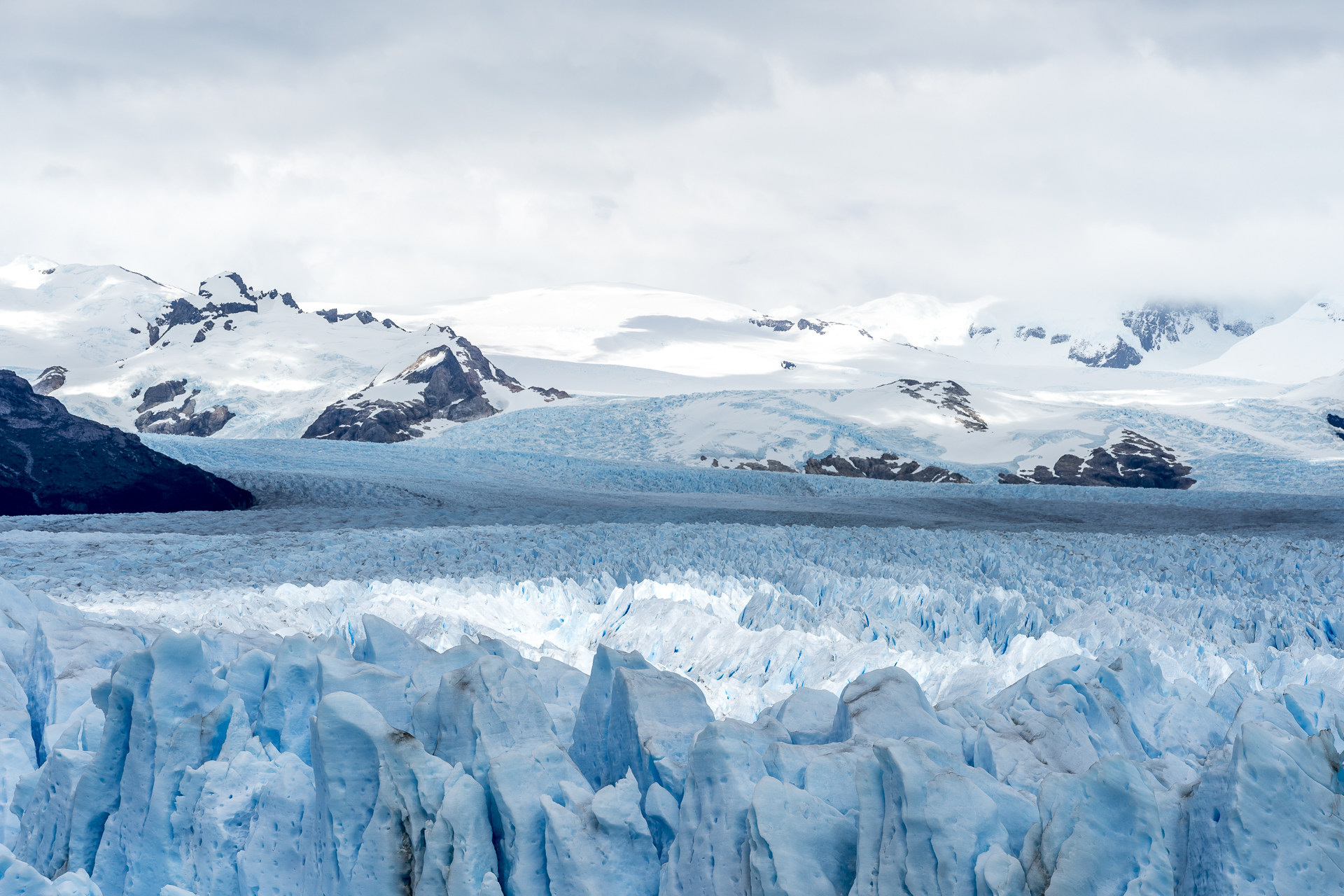 Patagonien Icefield Perito Moreno