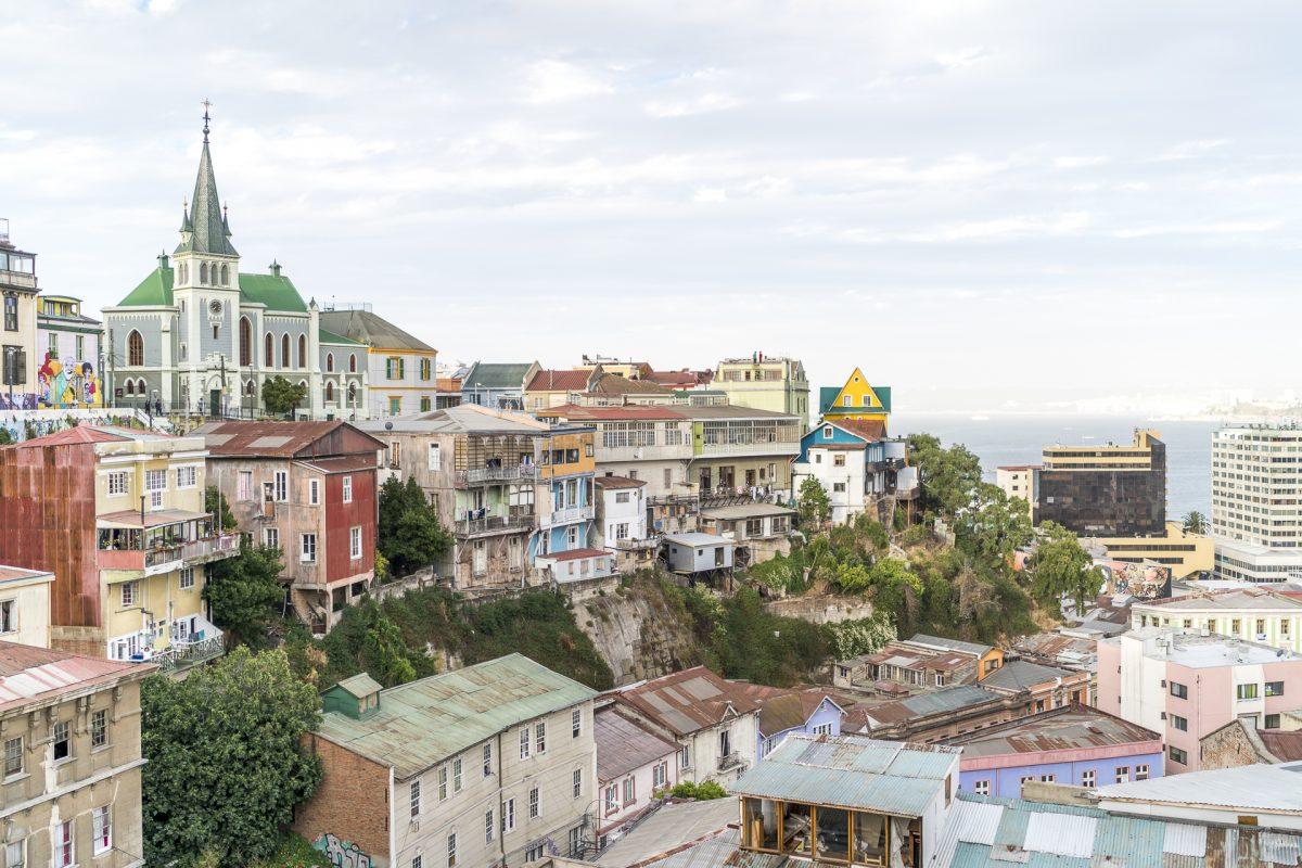 Valparaiso – Silvester in der chilenischen Hafenstadt