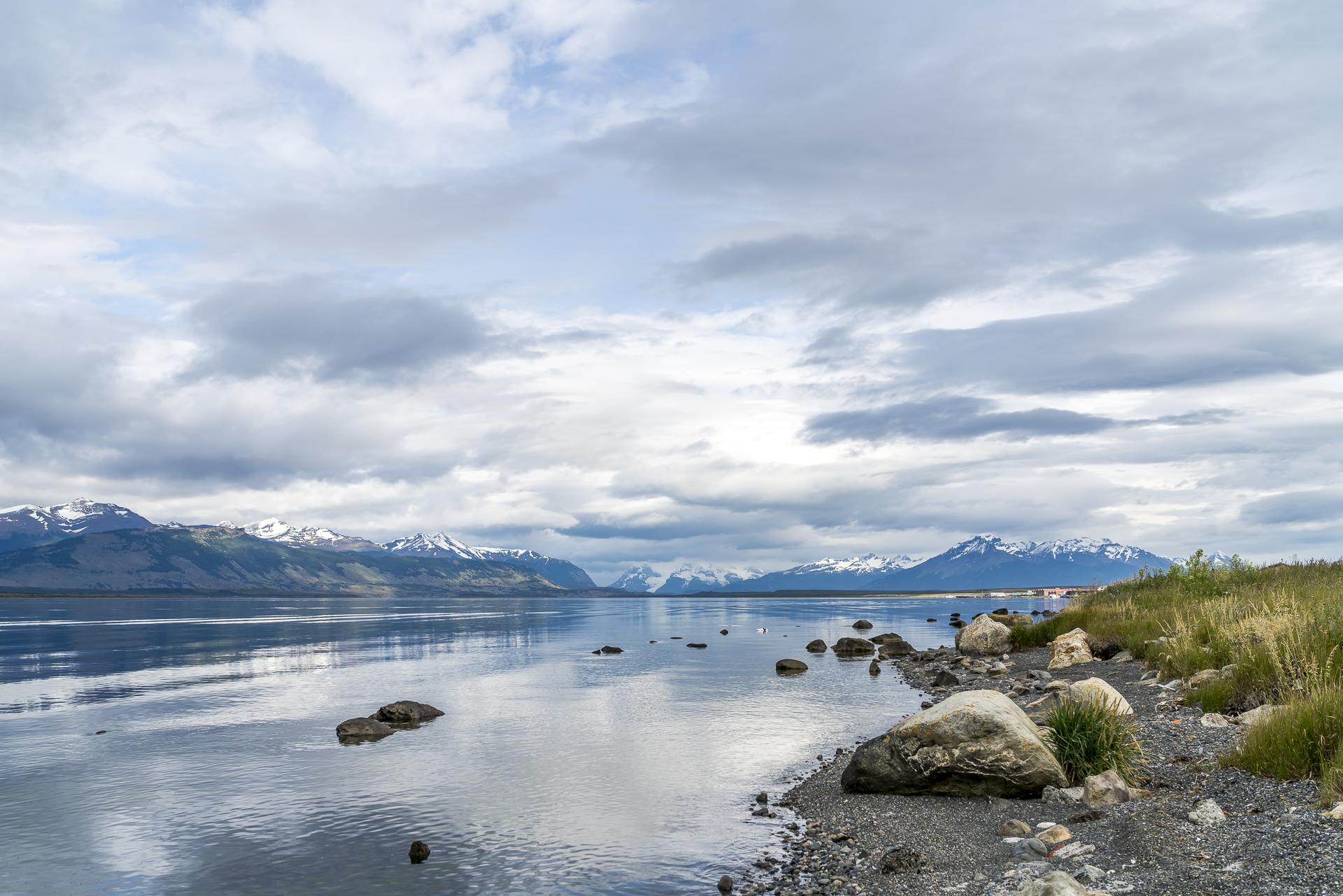 Puerto Natales Hafen