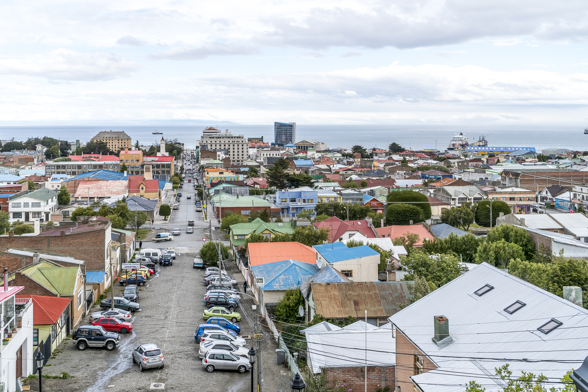 Punta Arenas Patagonien