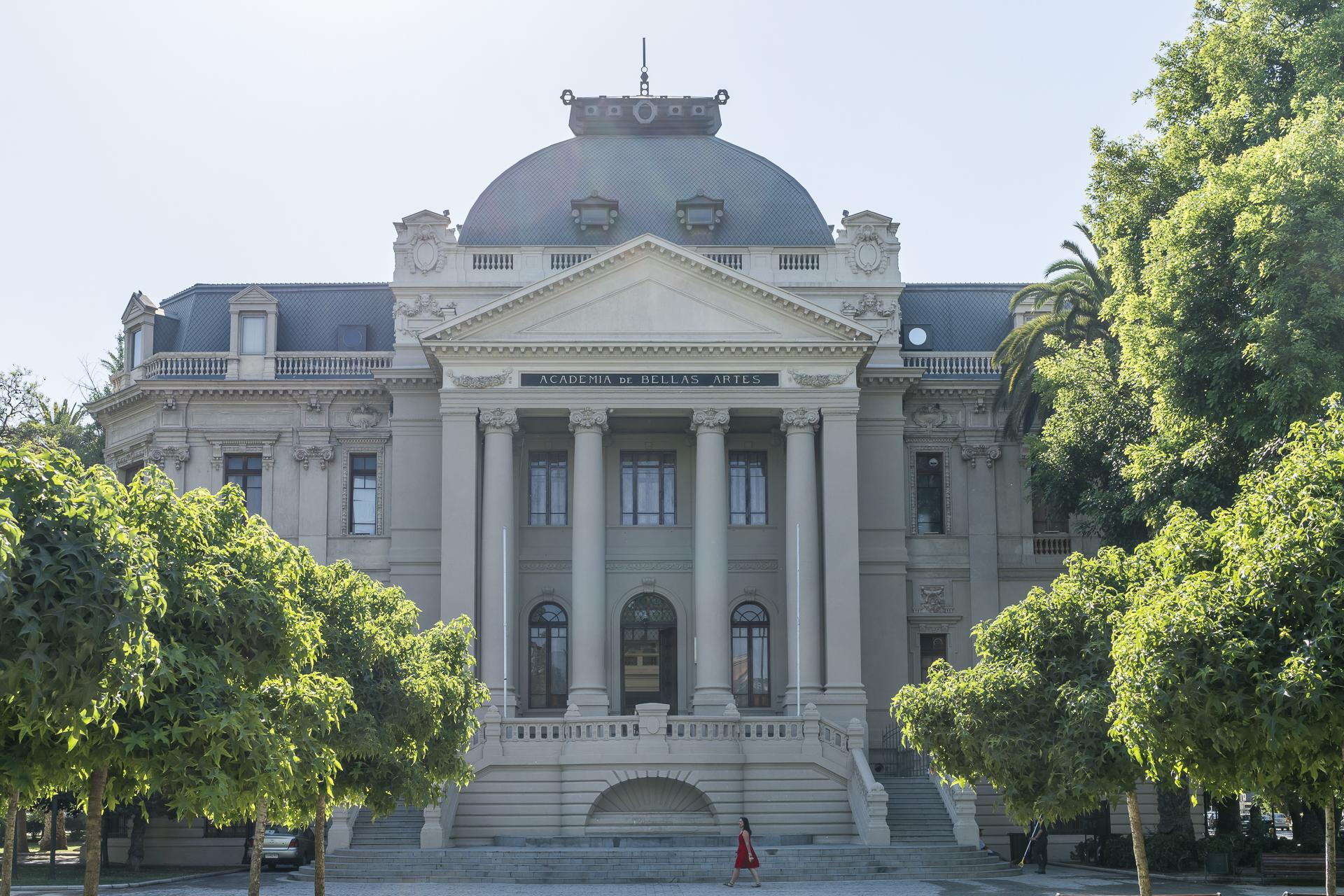 Santiago Museo Nacional de Bellas Artes