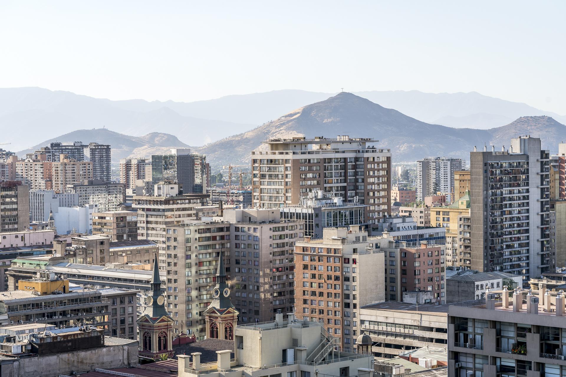 Santiago de Chile Citytrip