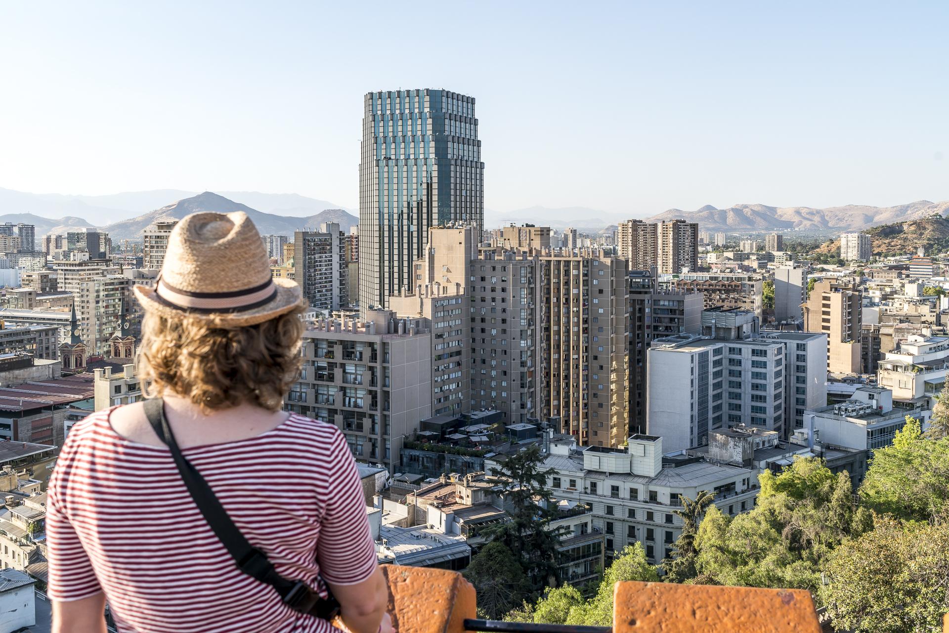 Sightseeing Santiago de Chile Südamerika