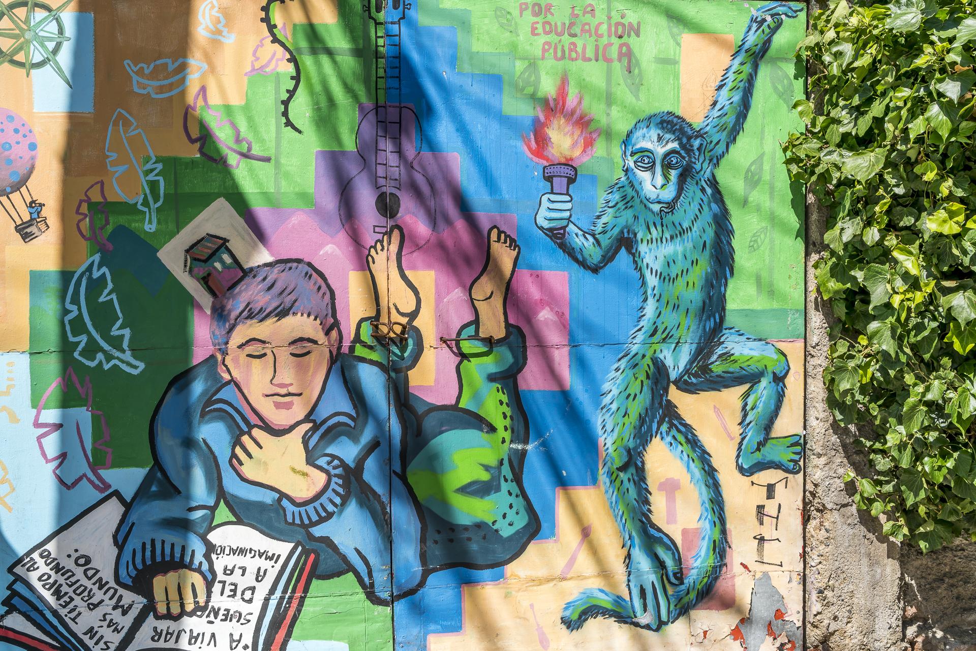 Street Art Valpo Chile