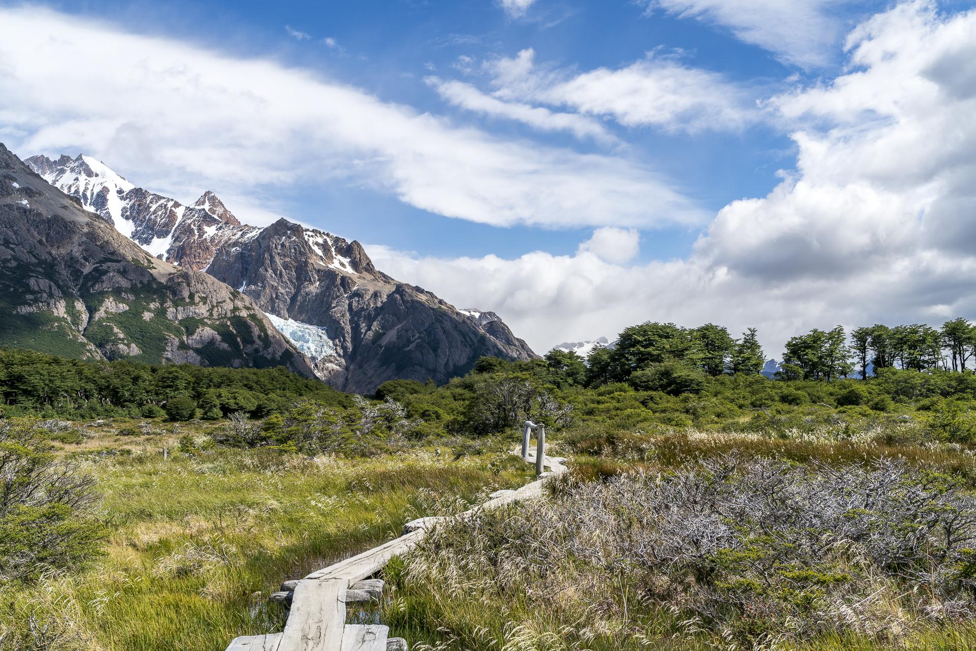 Wanderung Laguna de los Tres El Chaltén Argentinien