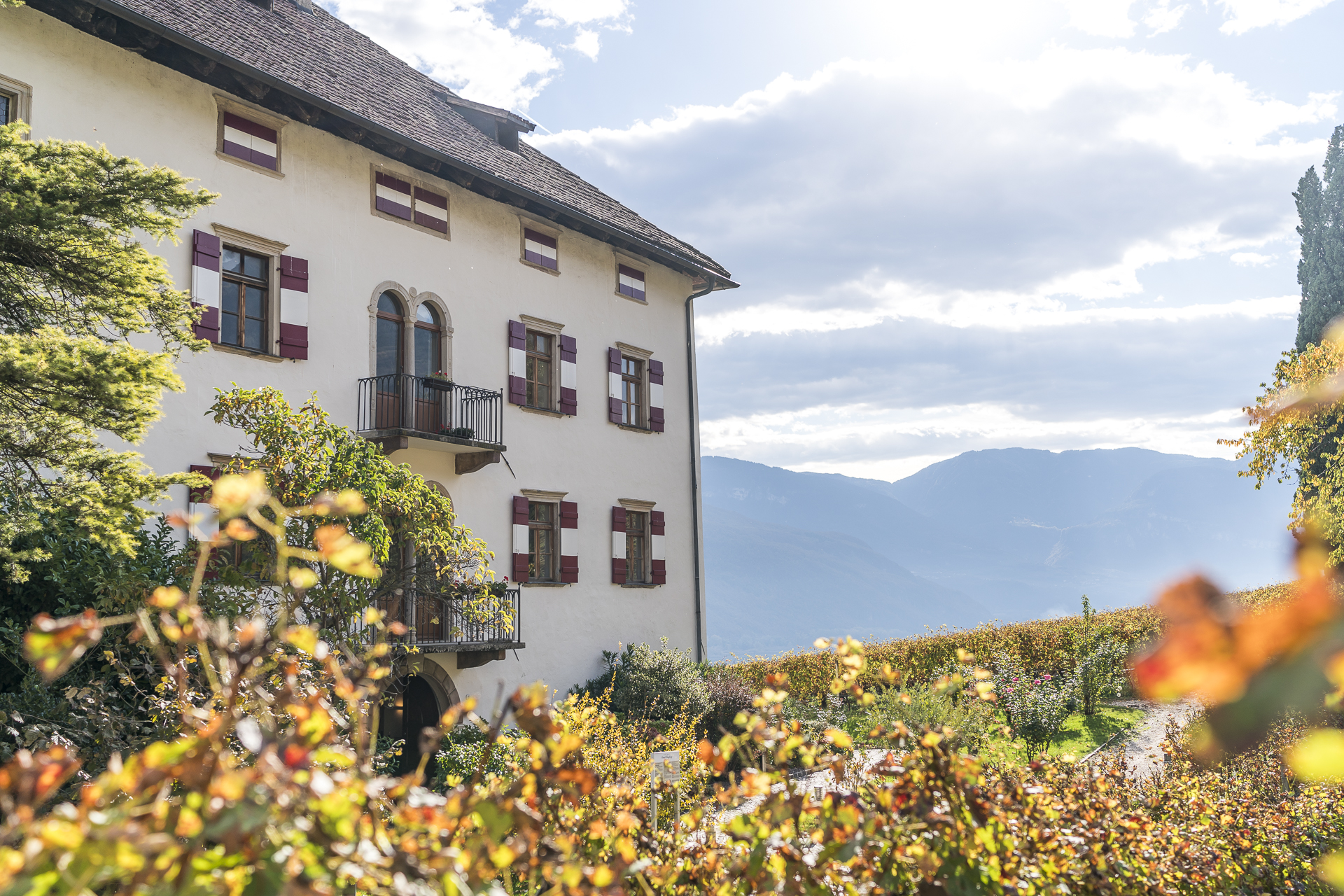 Castel Ringberg Elena Walch