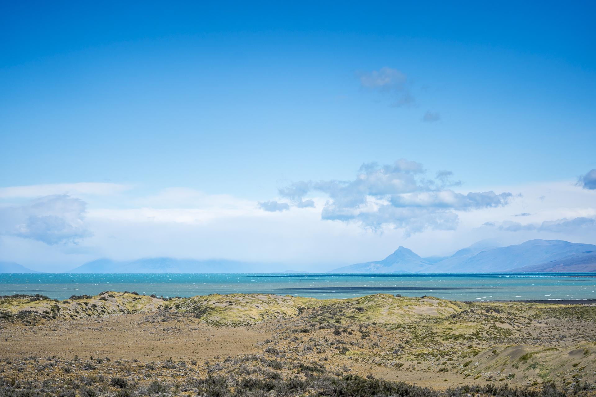Lago Argentino Argentinien