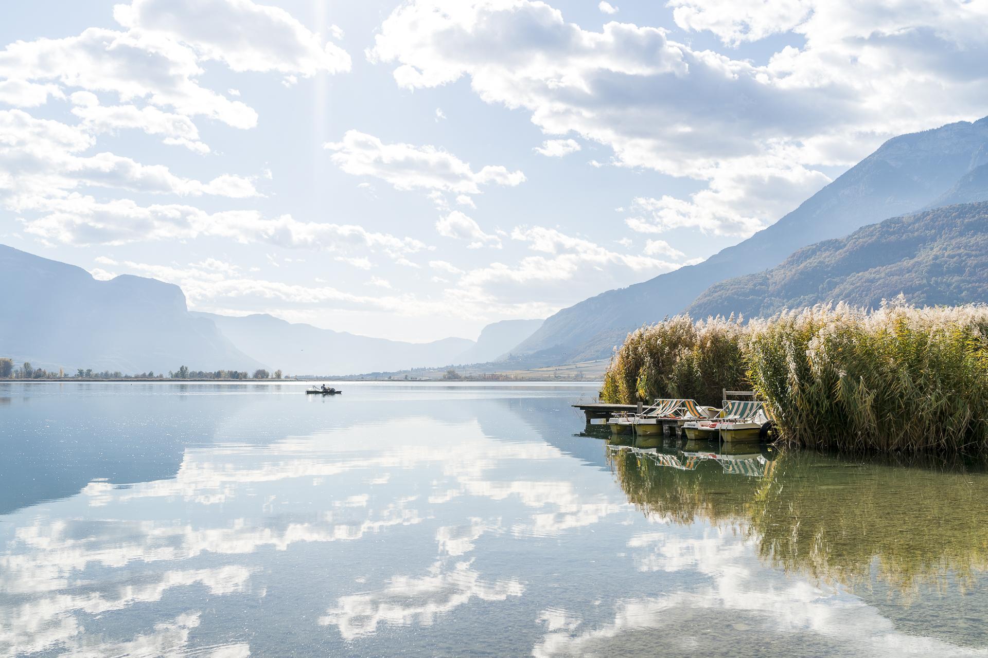 Kalterer See Südtirol