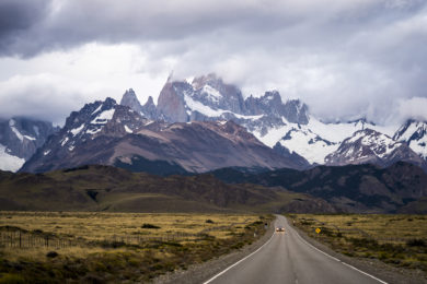 Patagonien Roadtrip