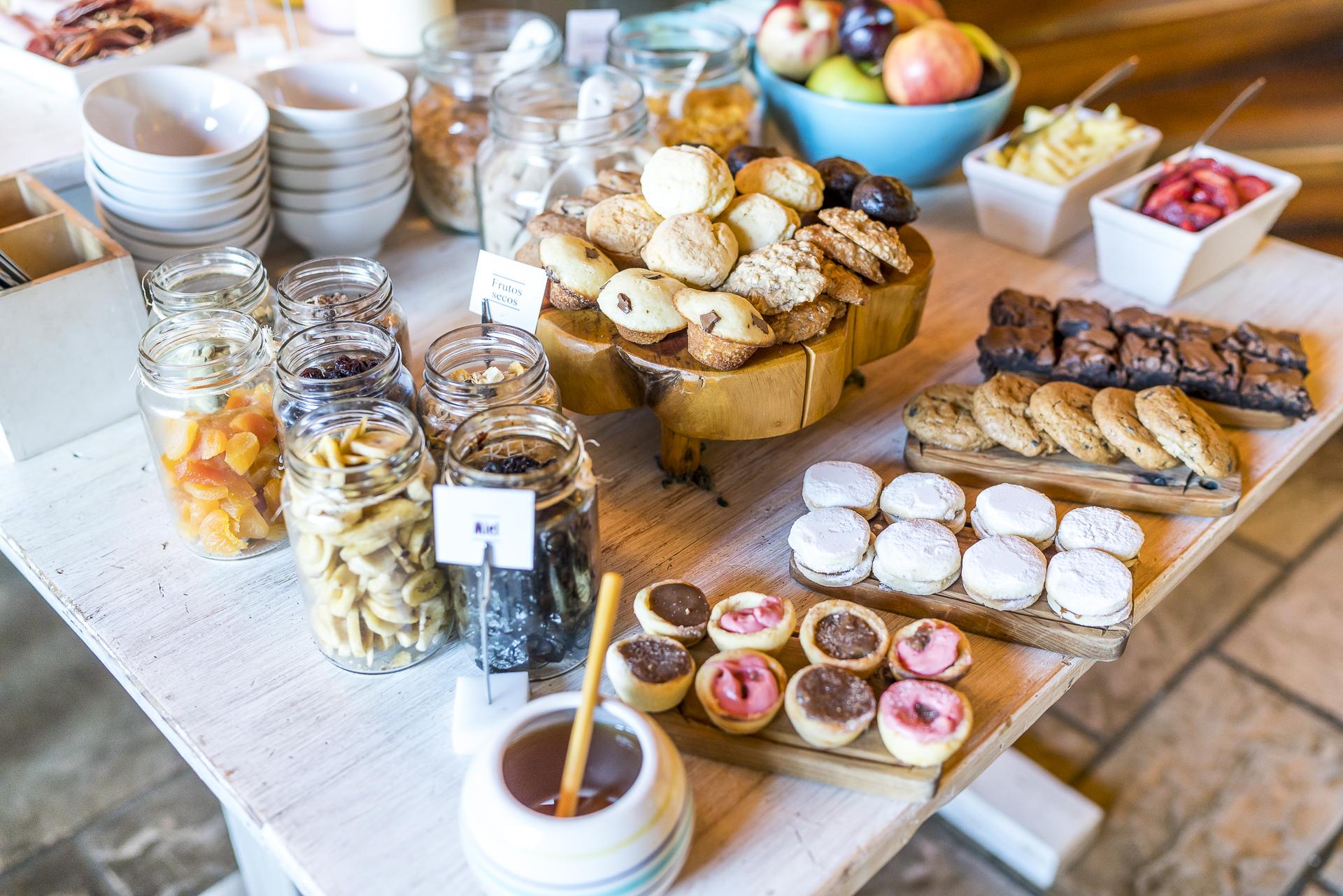 Frühstück im Peninsula Petit Hotel