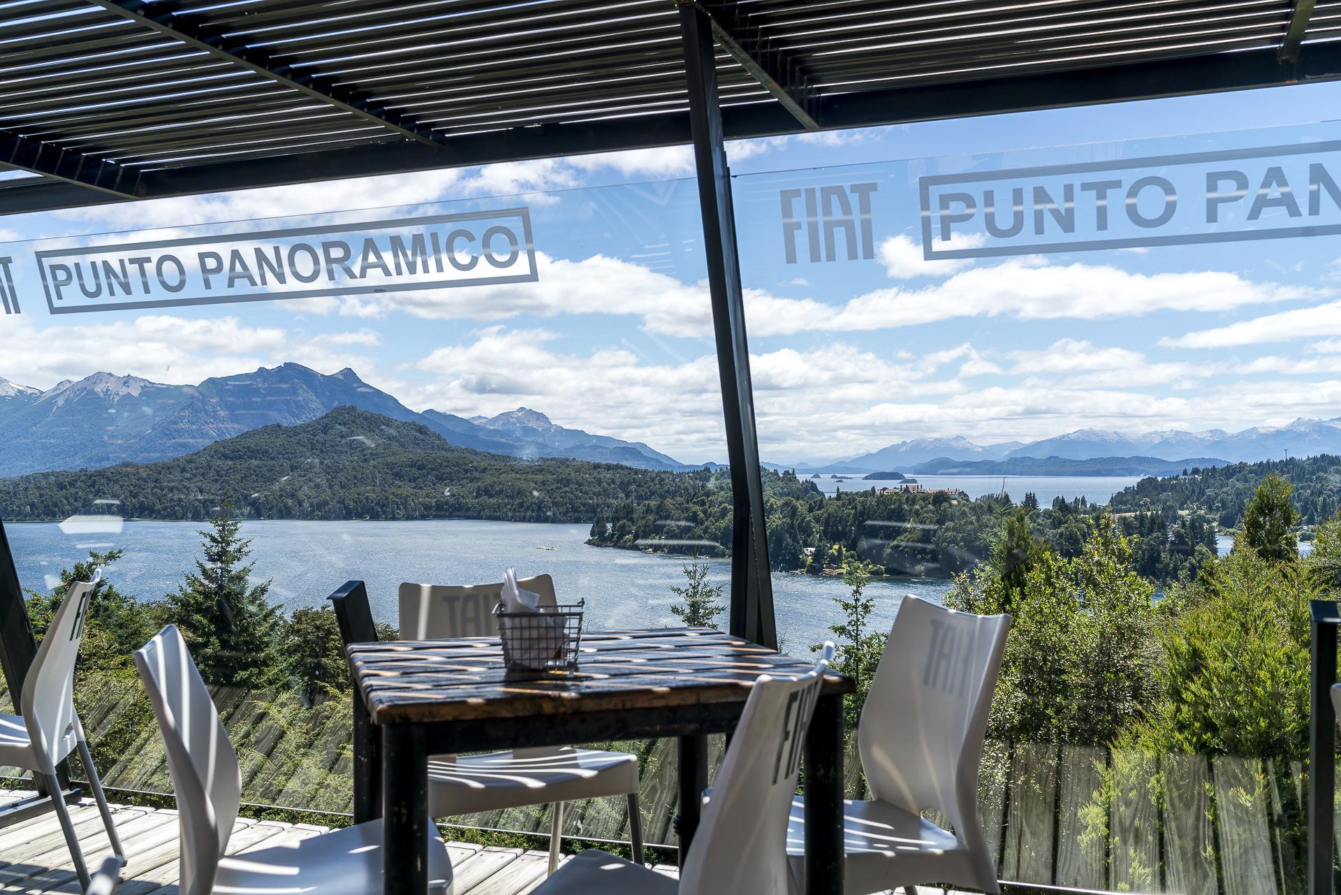 Punto Panoramico Circiuto Chico Restaurant